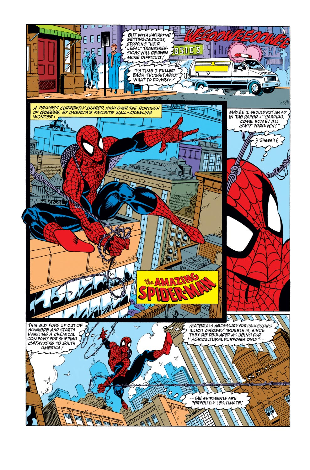 The Amazing Spider-Man (1963) 345 Page 4
