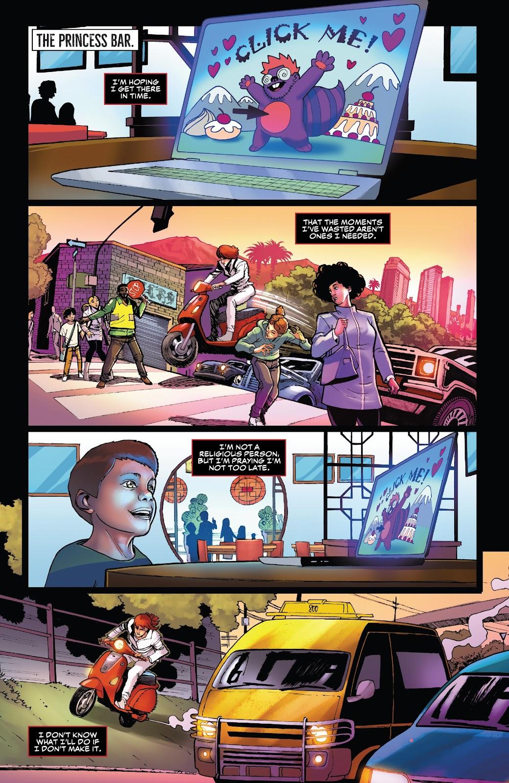 Read online Black Widow (2019) comic -  Issue #5 - 8