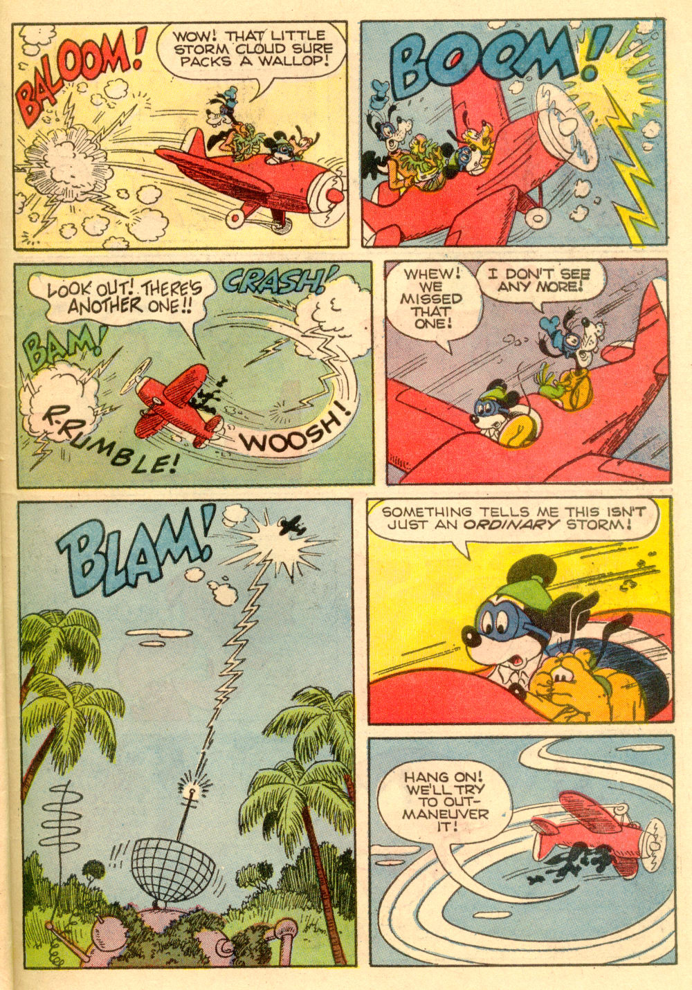 Walt Disney's Comics and Stories issue 330 - Page 31