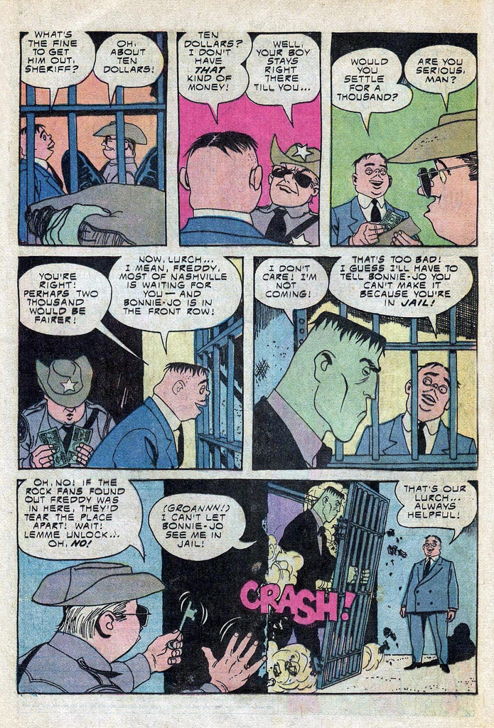 Read online Addams Family comic -  Issue #3 - 17