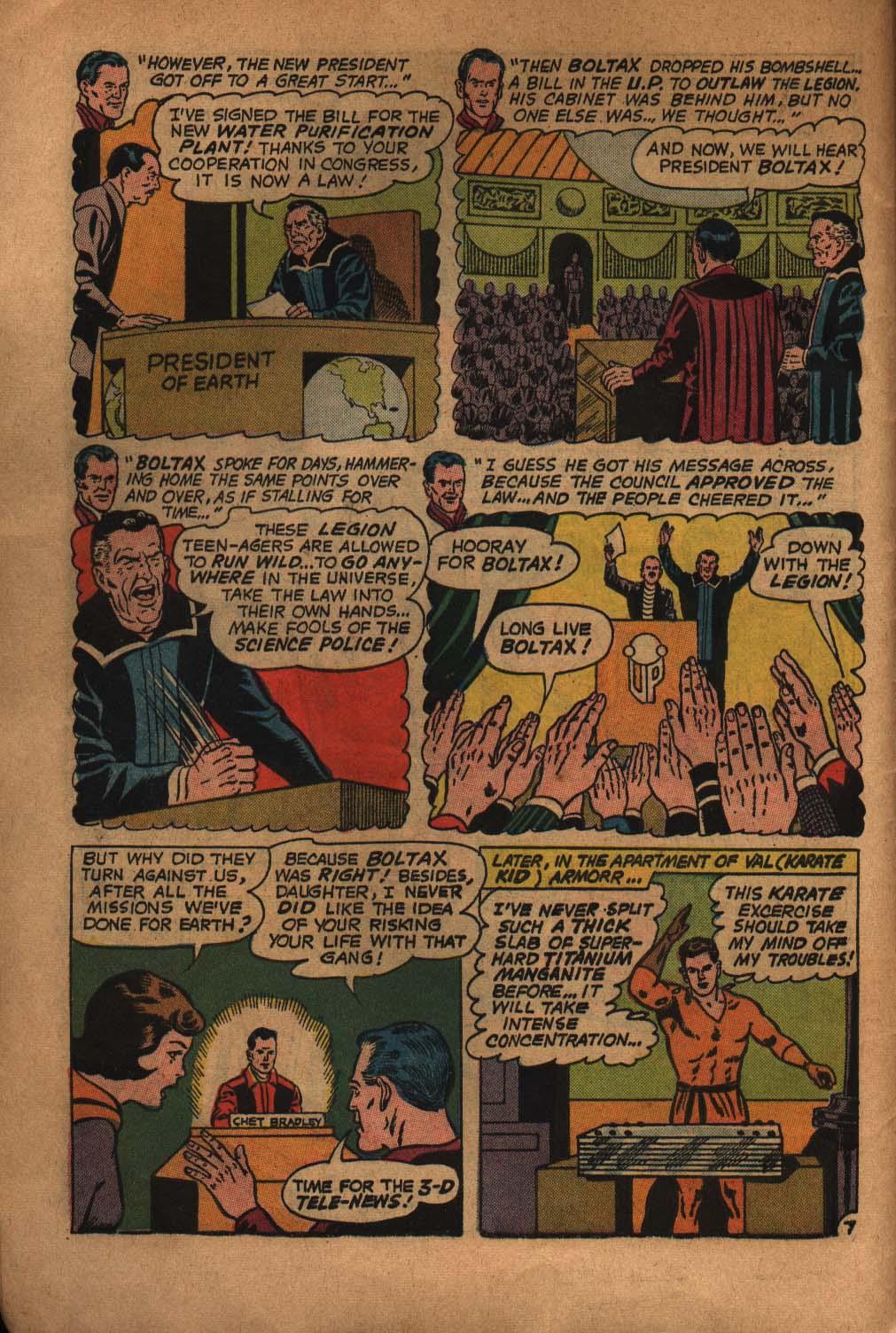 Read online Adventure Comics (1938) comic -  Issue #359 - 10