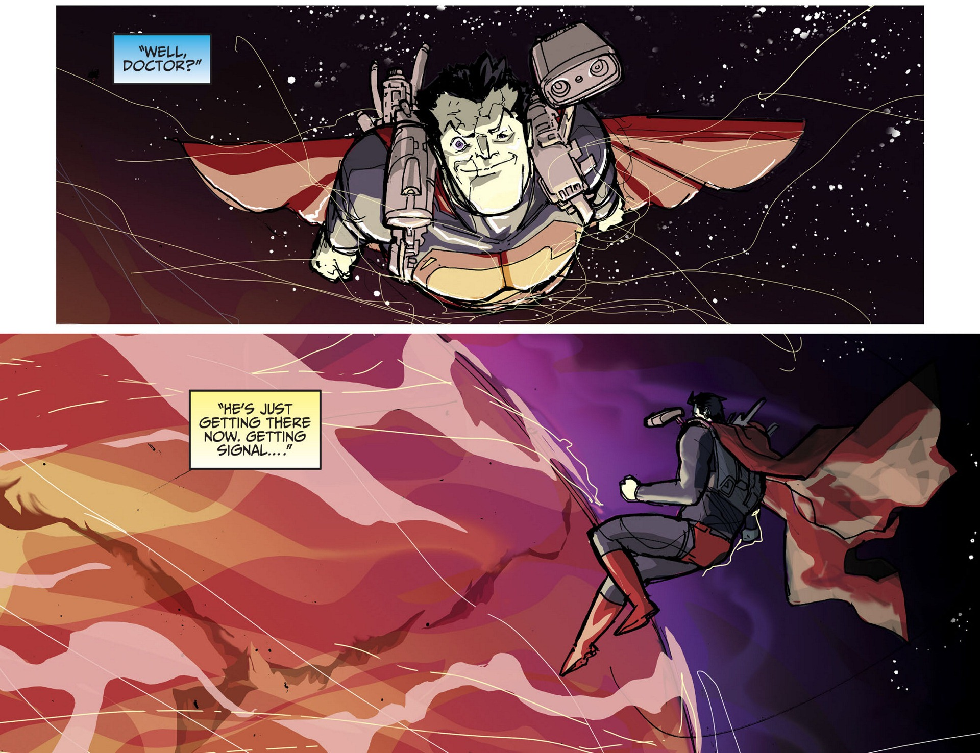 Read online Adventures of Superman [I] comic -  Issue #3 - 20