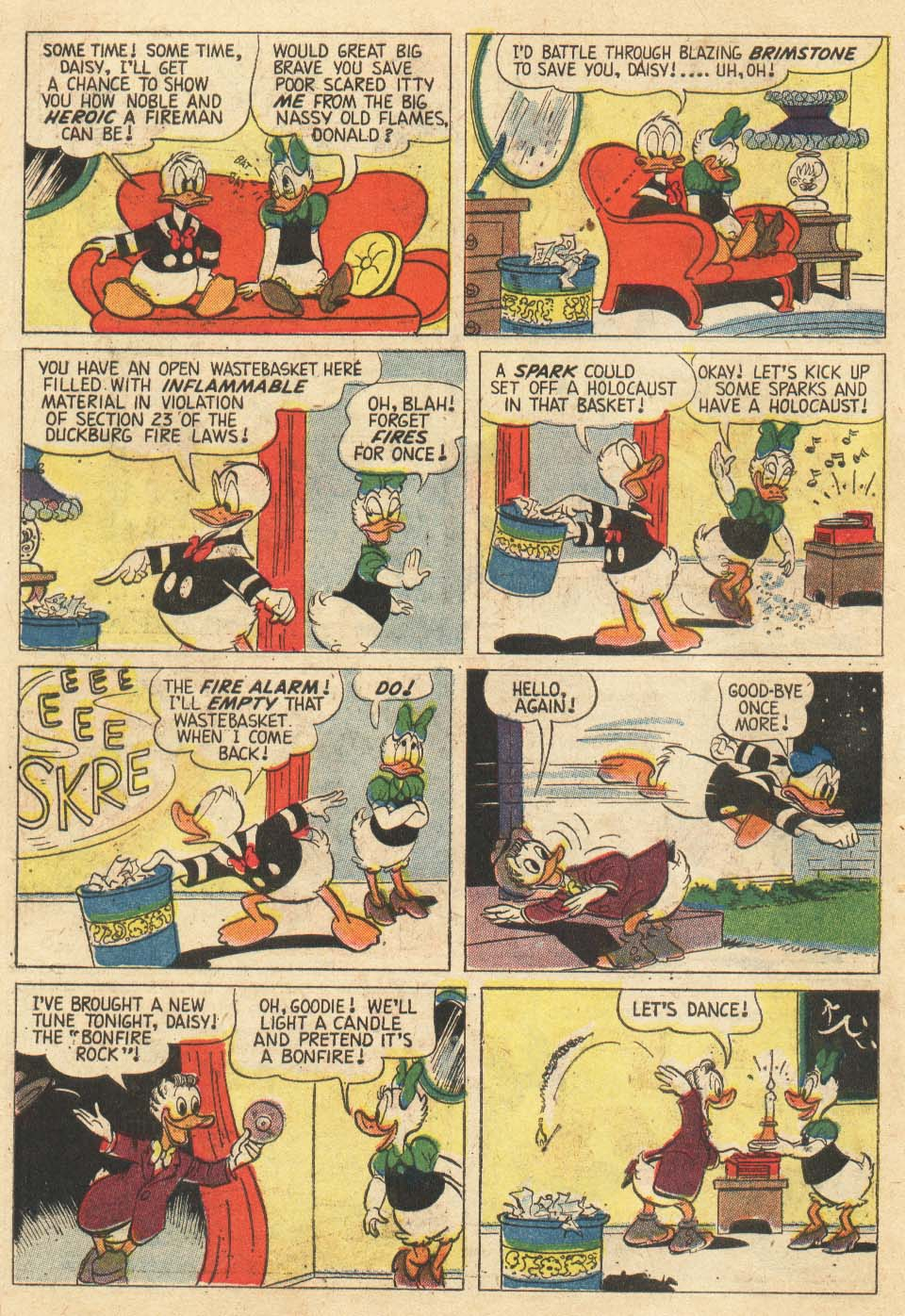 Walt Disney's Comics and Stories issue 225 - Page 9