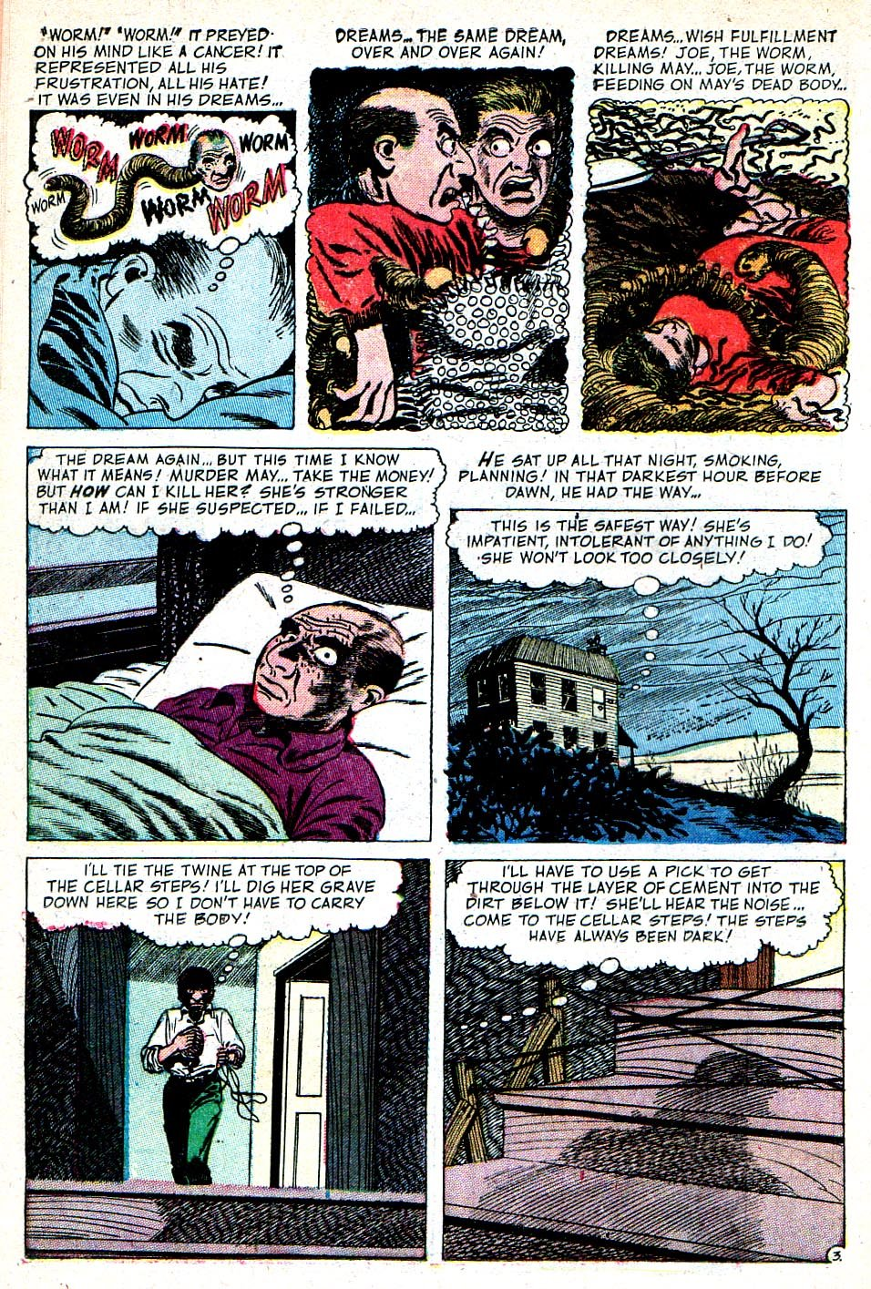 Read online Adventures into Weird Worlds comic -  Issue #30 - 9