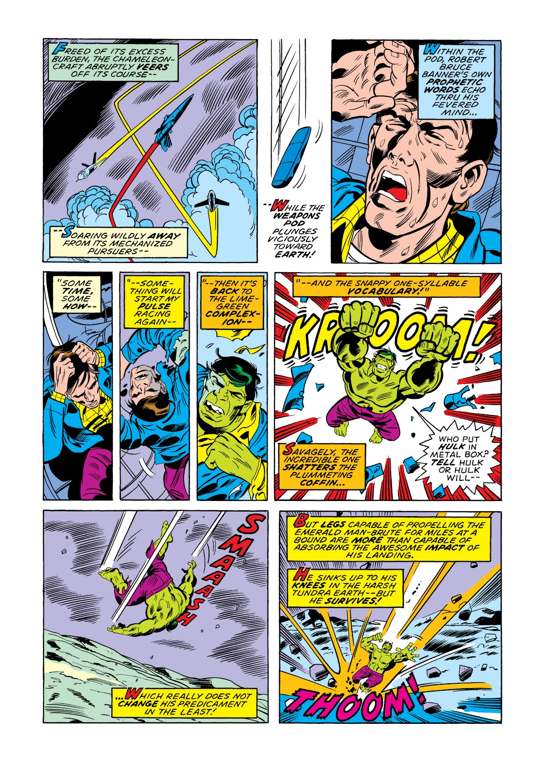 Read online Marvel Masterworks: The Incredible Hulk comic -  Issue # TPB 11 (Part 1) - 72