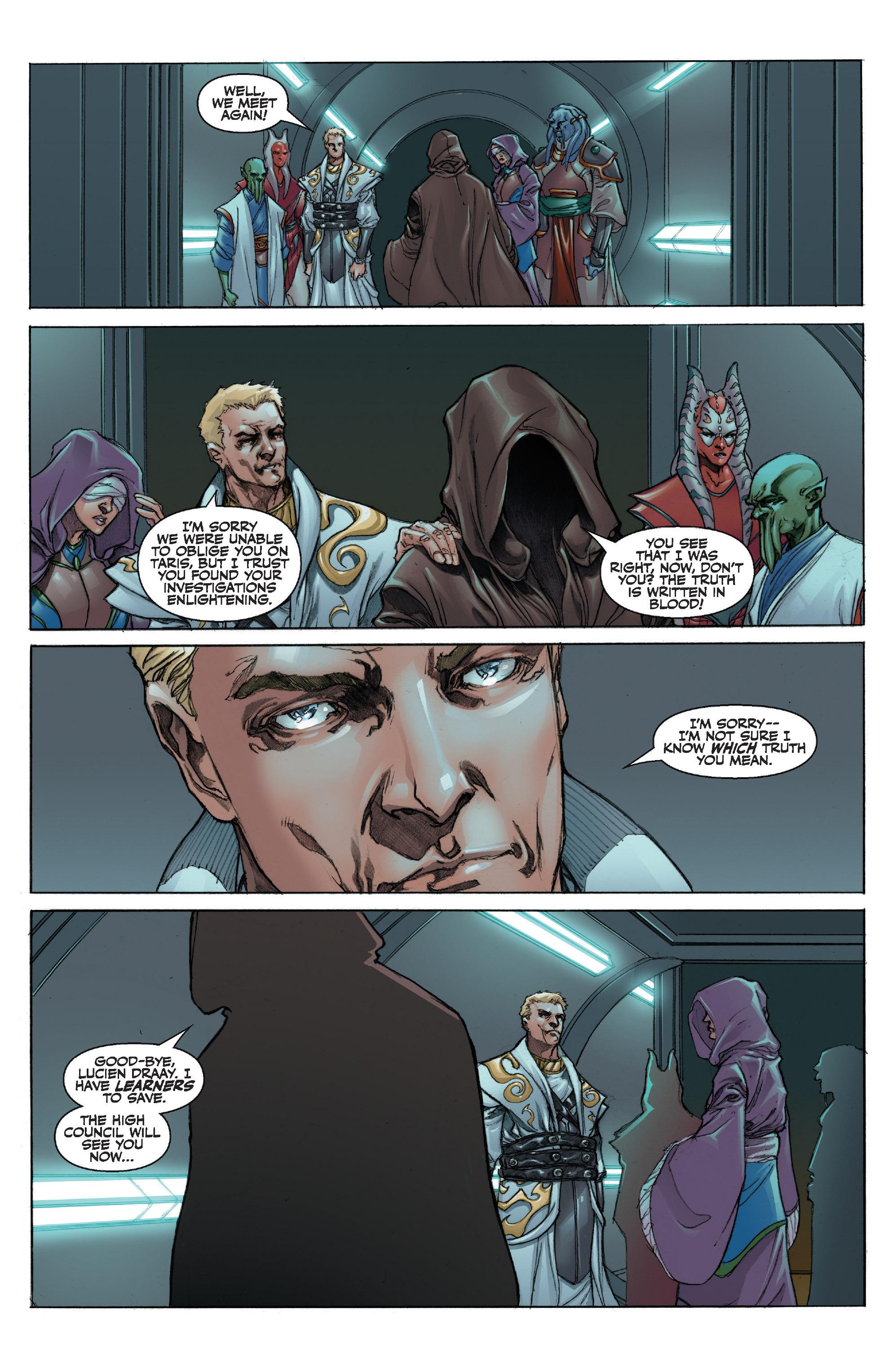 Read online Star Wars Omnibus comic -  Issue # Vol. 29 - 215