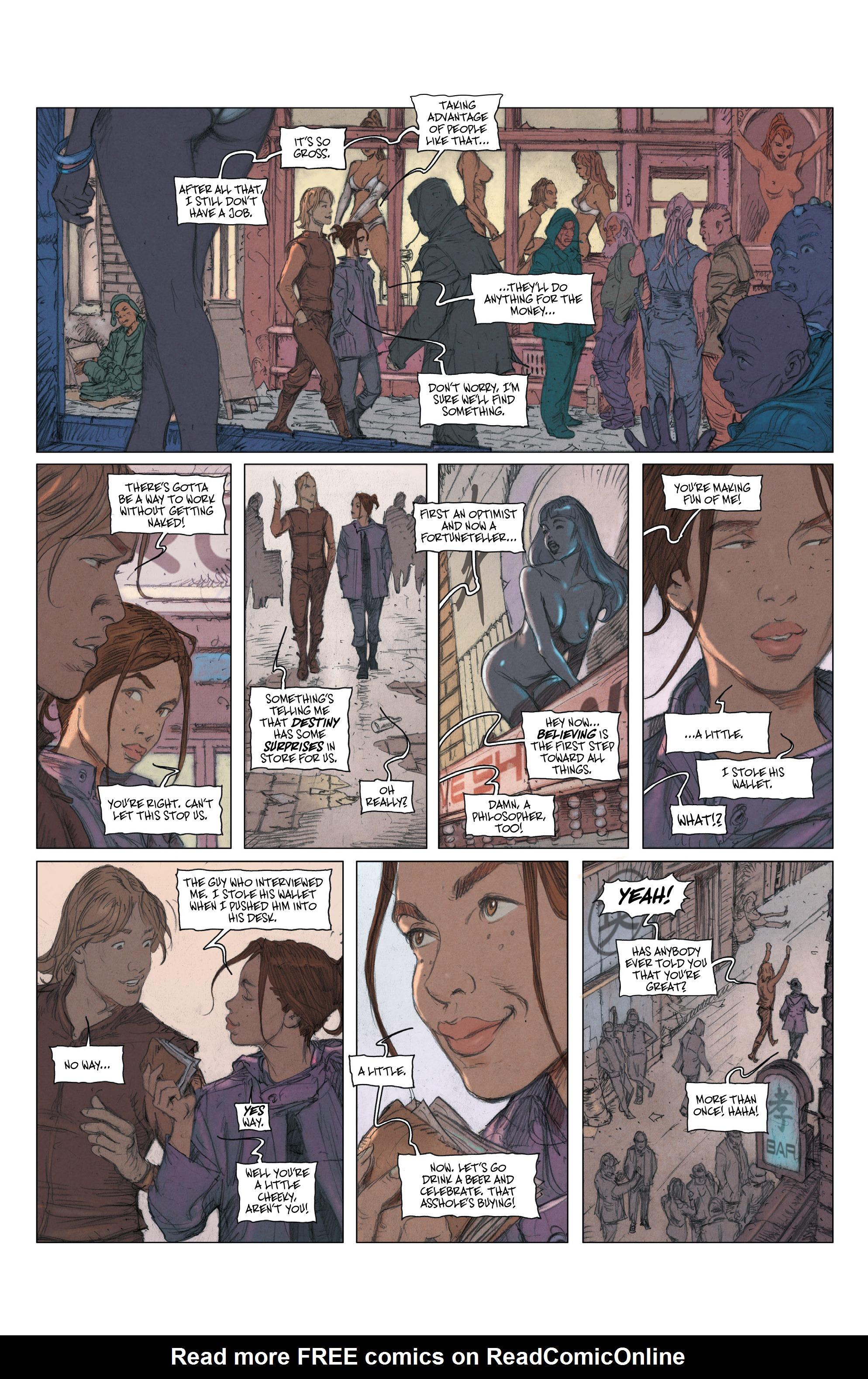 Read online Ab Irato comic -  Issue #2 - 4