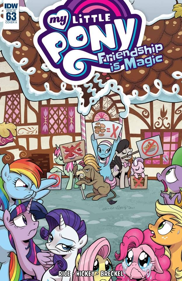 My Little Pony: Friendship is Magic issue 63 - Page 1