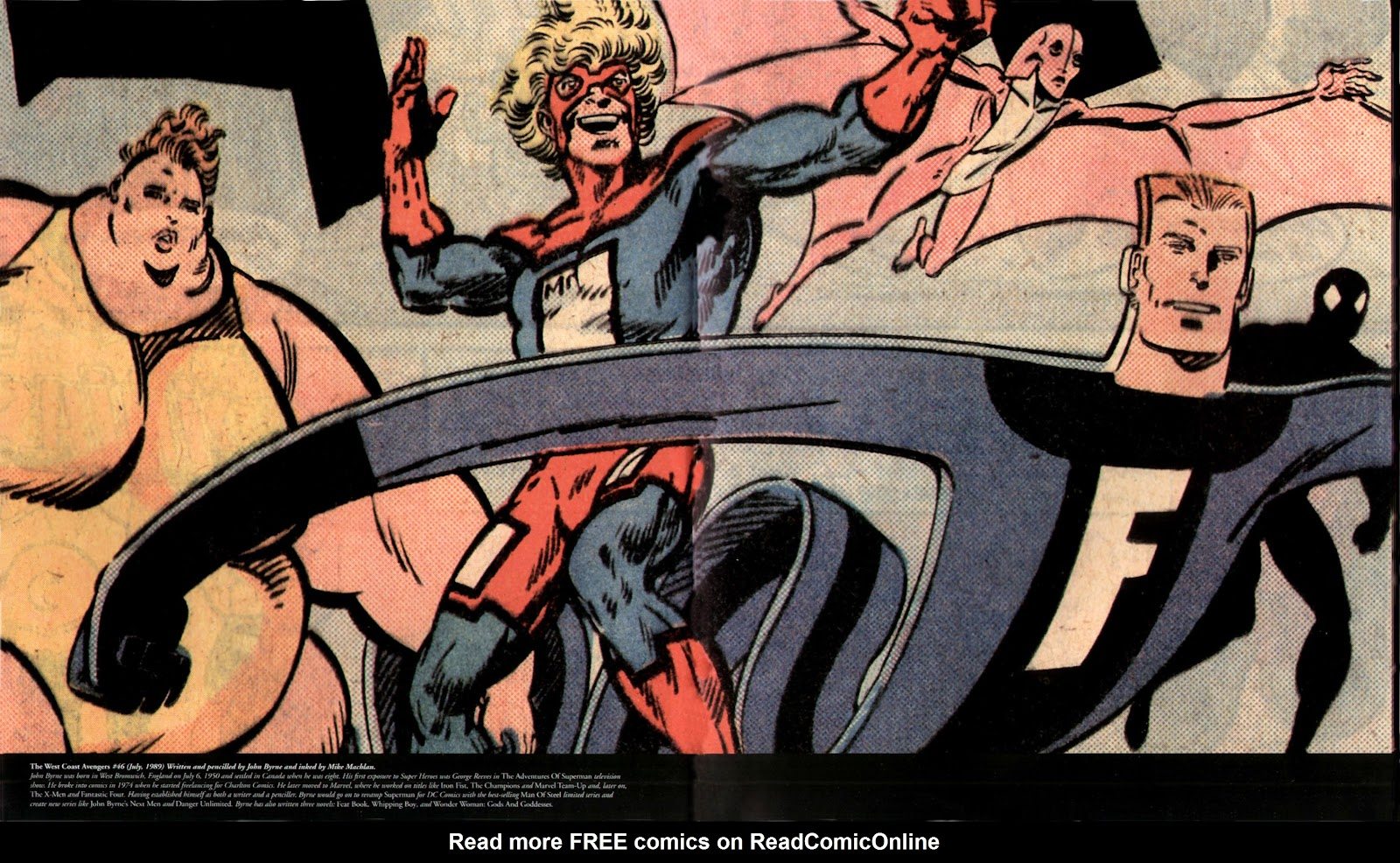 Read online Marvel Chronicle comic -  Issue # TPB (Part 3) - 36