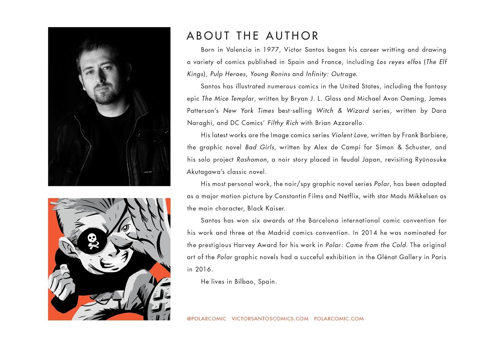 Read online Polar comic -  Issue # TPB The Kaiser Falls (Part 2) - 67