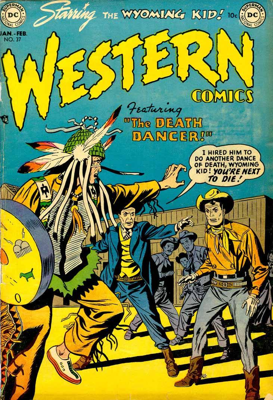 Western Comics 37 Page 1