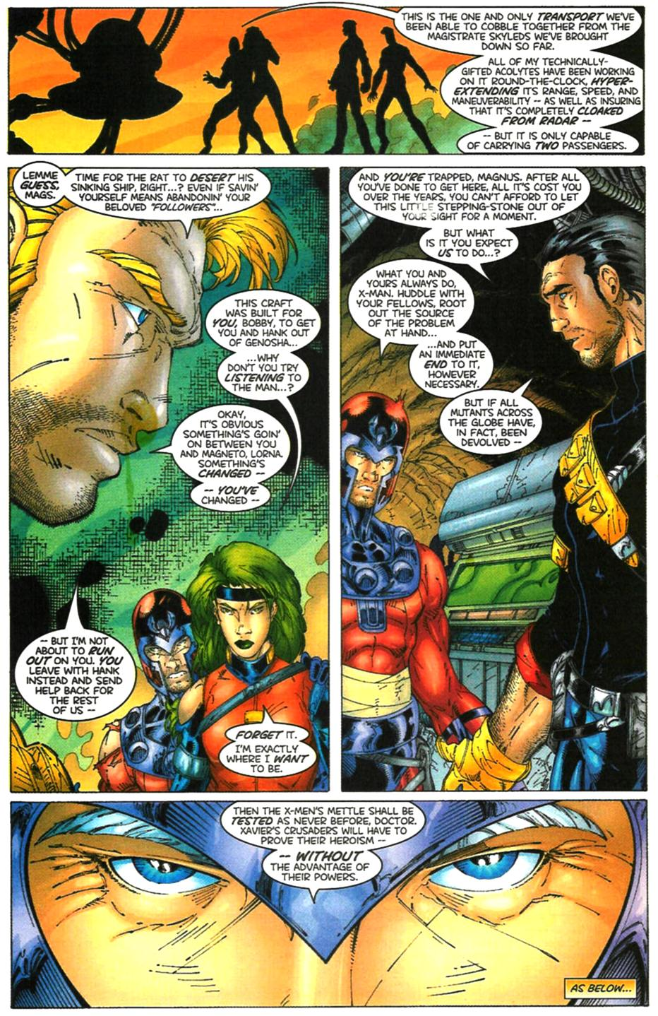 X-Men (1991) 99 Page 20