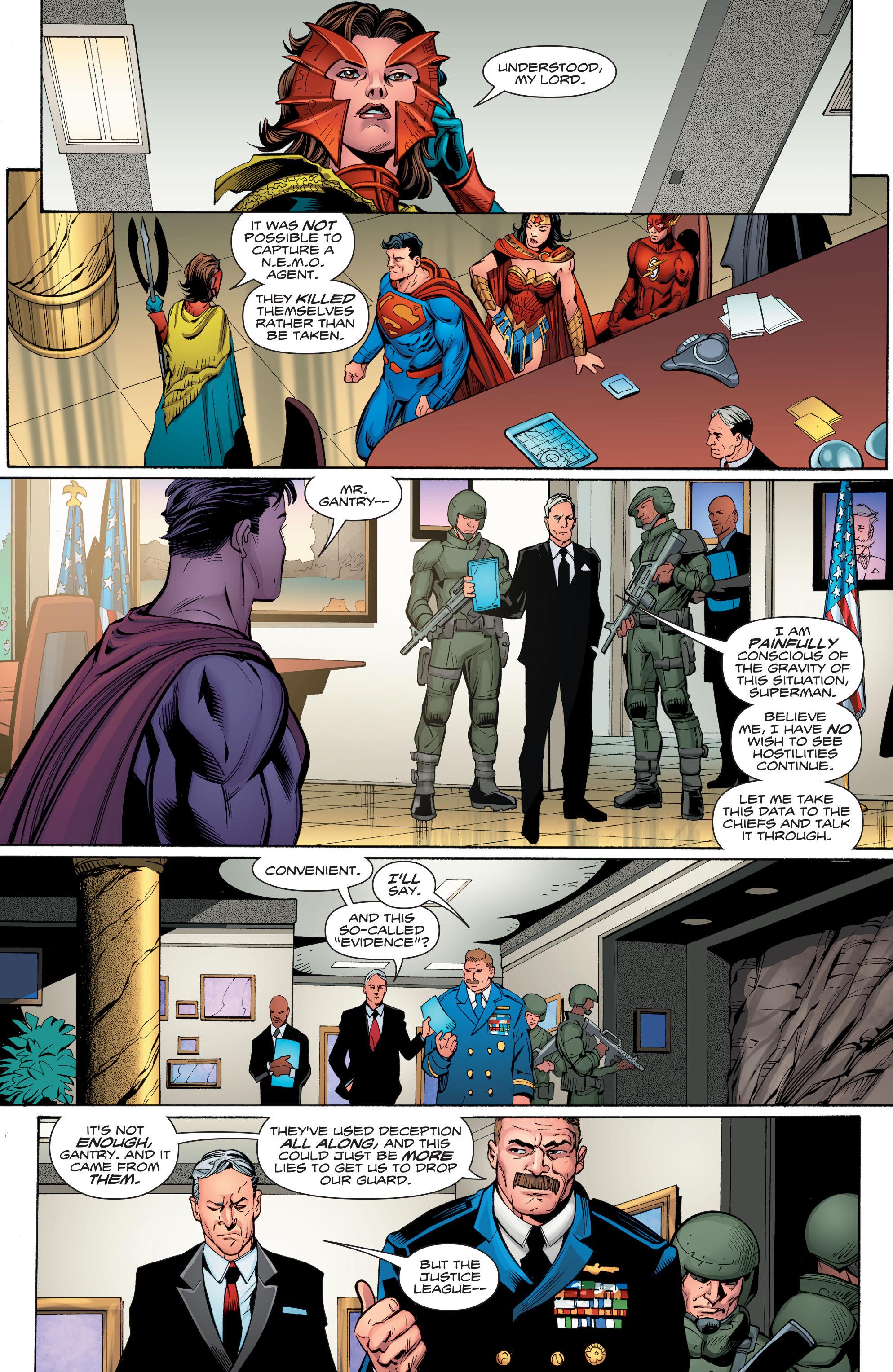 Read online Aquaman (2016) comic -  Issue #13 - 20