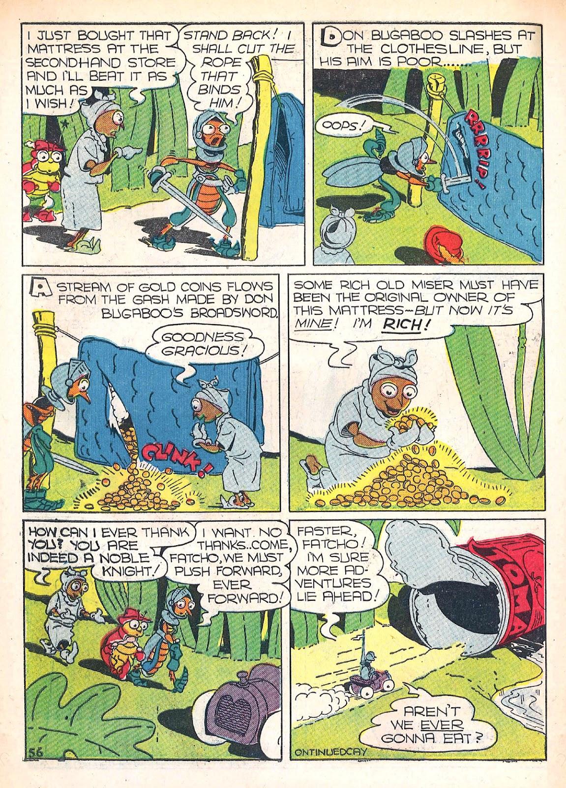 Read online Animal Comics comic -  Issue #4 - 59