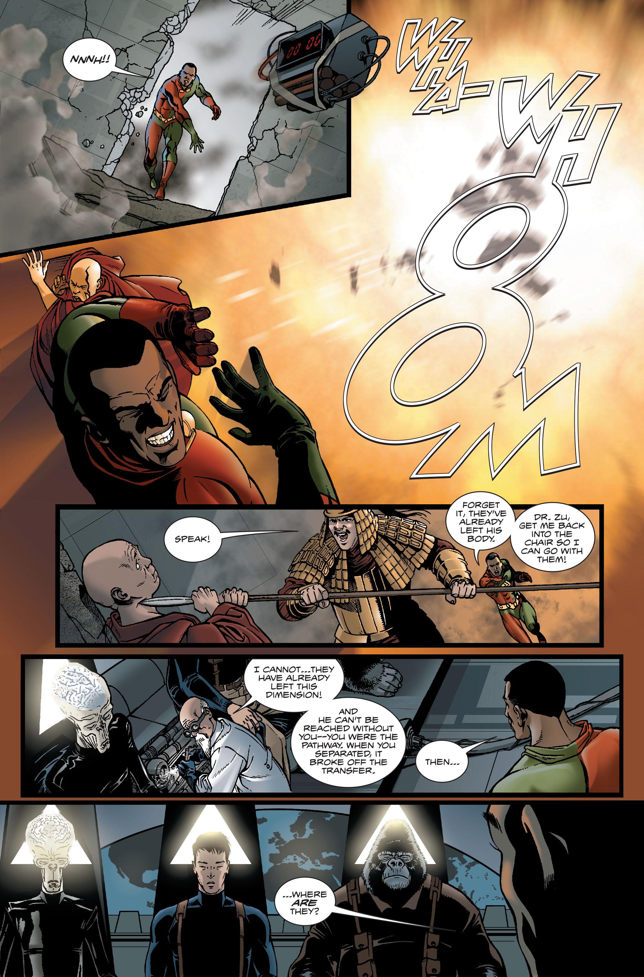 Read online Atlas comic -  Issue #4 - 19