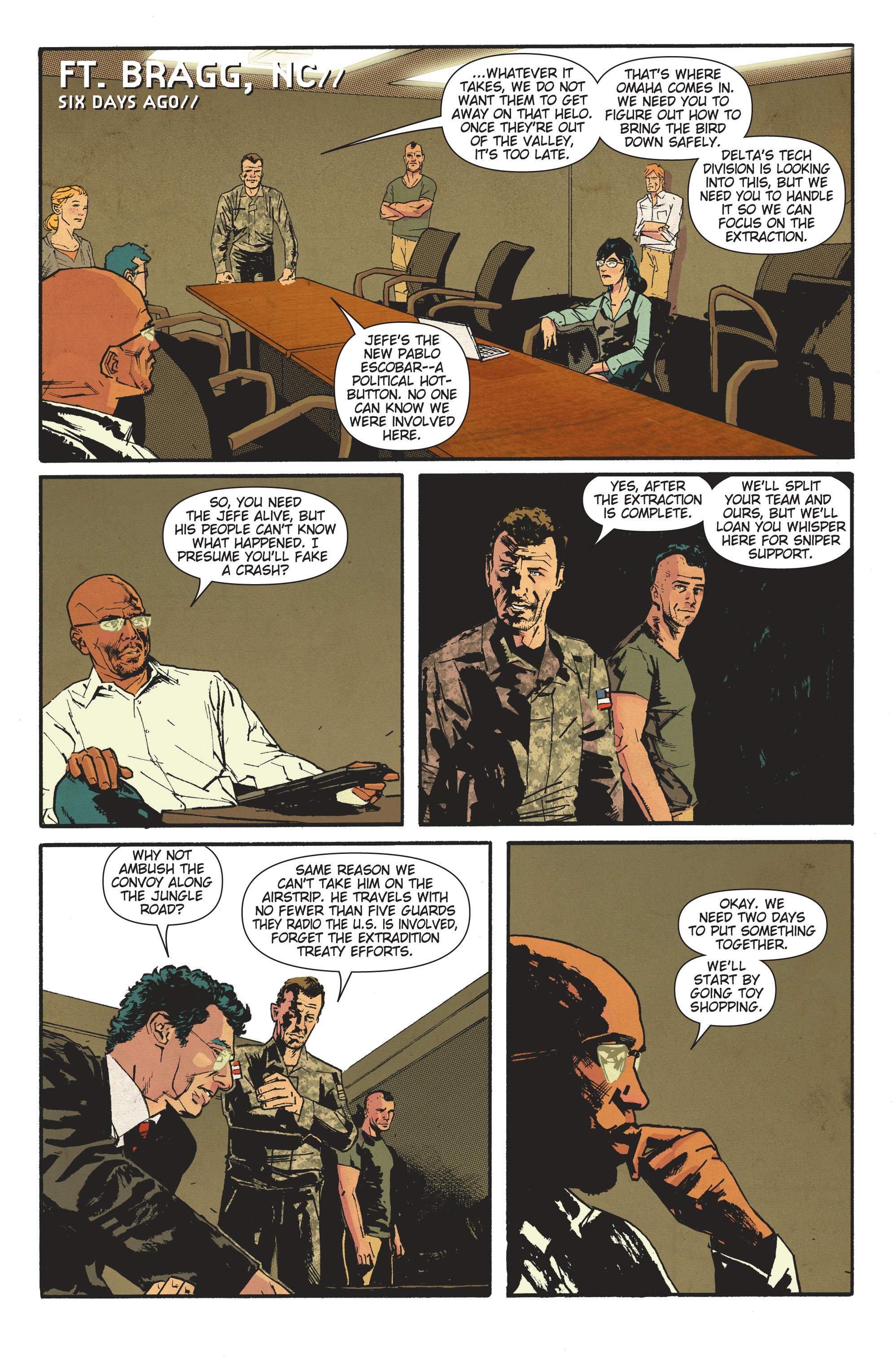 Read online The Activity comic -  Issue #4 - 4