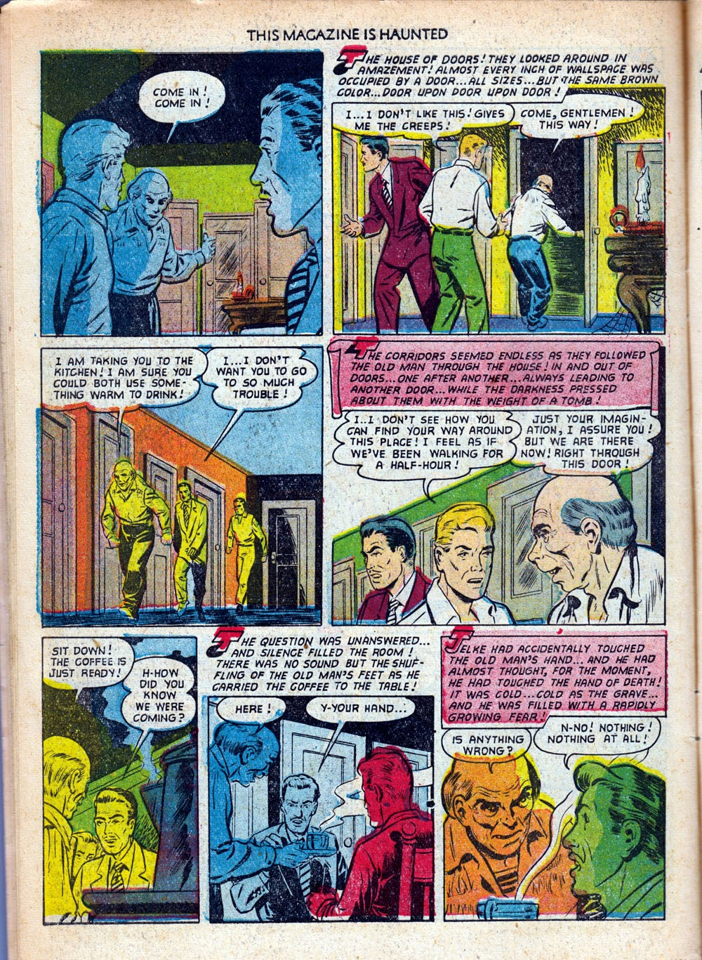 Read online This Magazine Is Haunted comic -  Issue #9 - 30