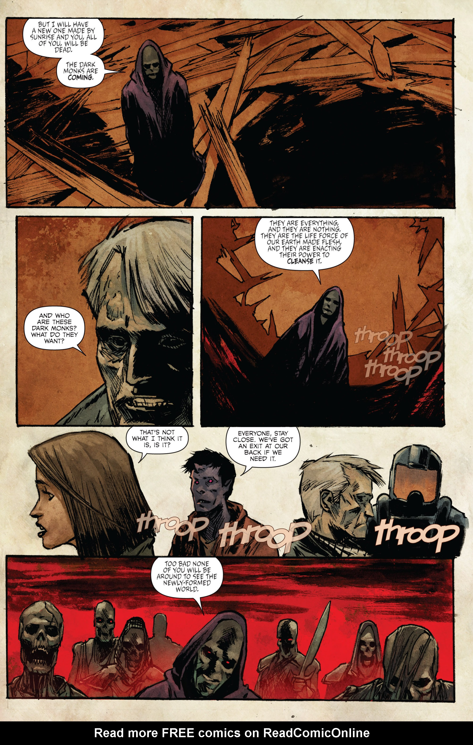Read online Hoax Hunters (2015) comic -  Issue #3 - 21