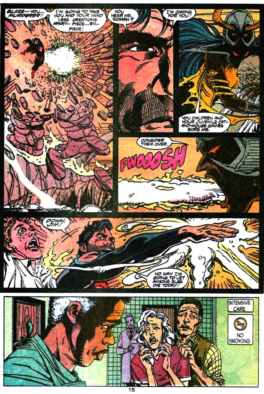 Read online Adventures of Superman (1987) comic -  Issue #470 - 16