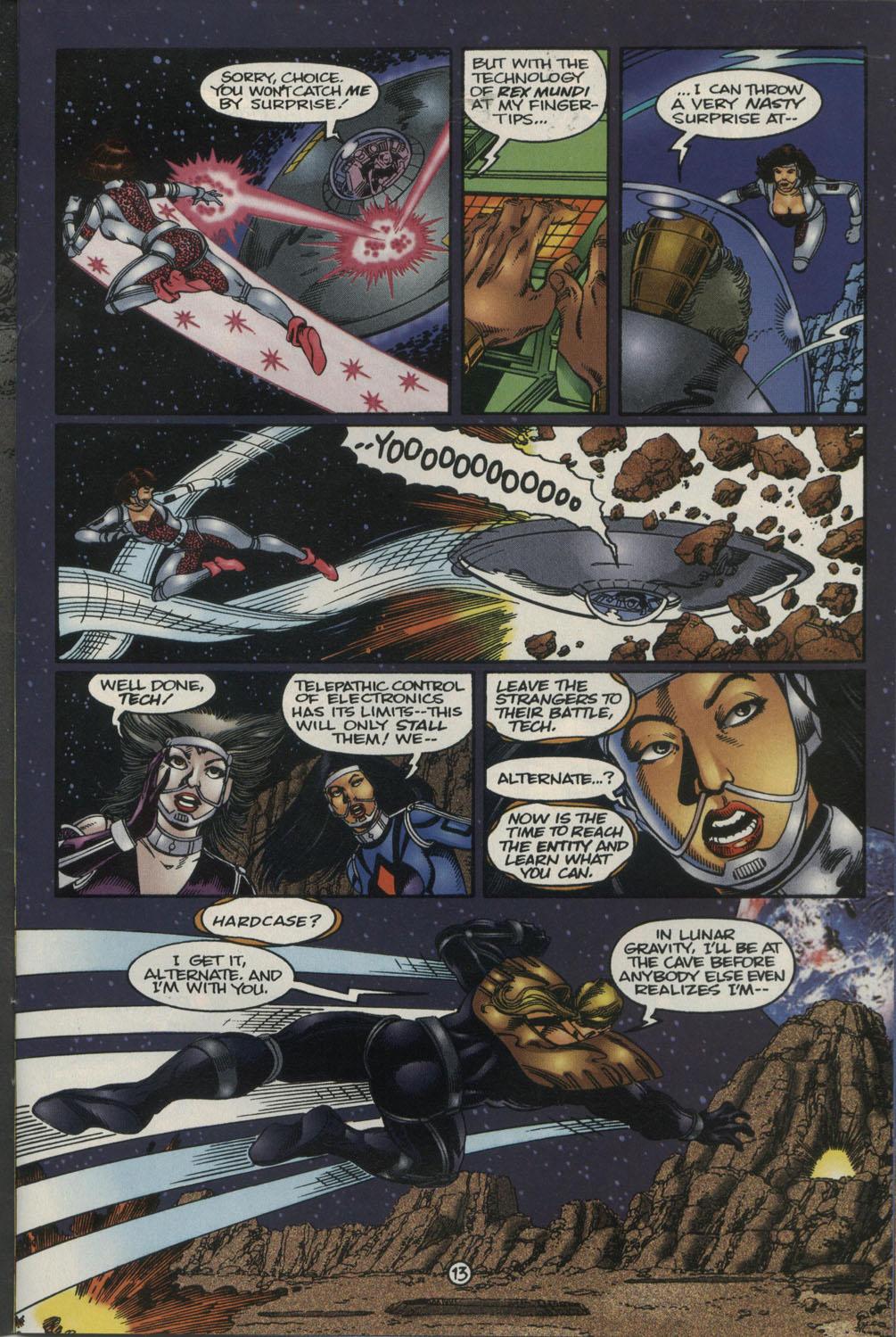Read online Break-Thru comic -  Issue #2 - 14