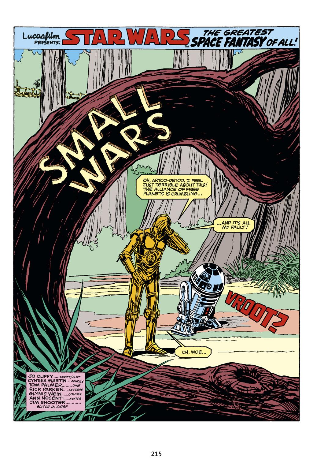 Read online Star Wars Omnibus comic -  Issue # Vol. 21 - 206