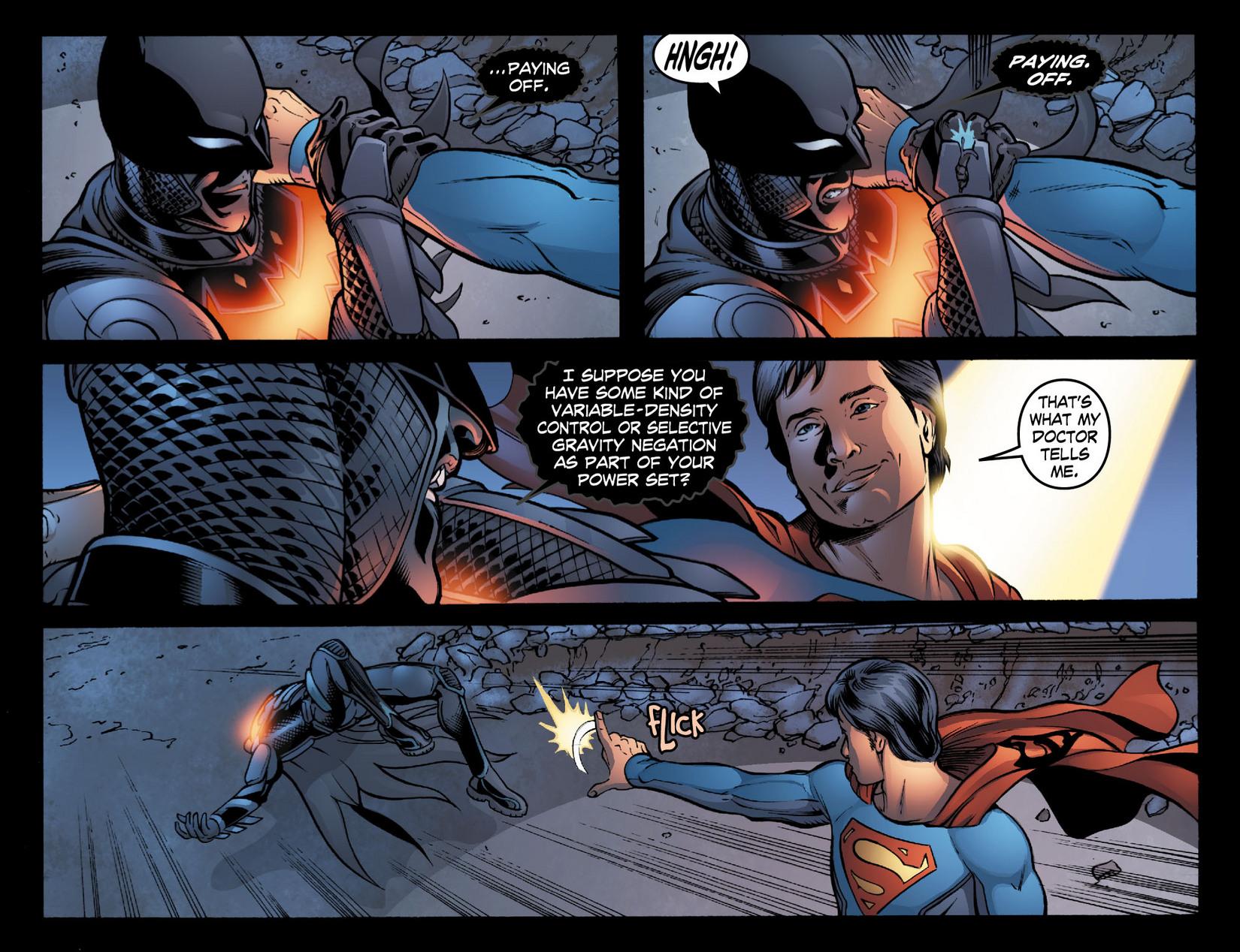 Read online Smallville: Season 11 comic -  Issue #16 - 9