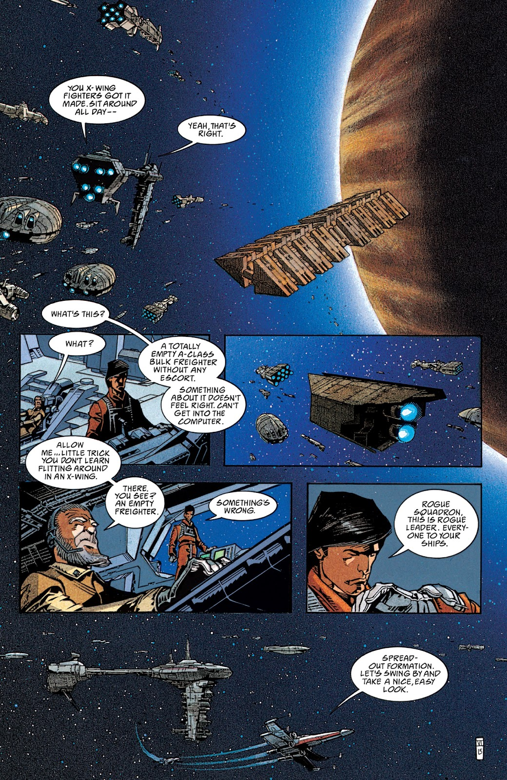 Read online Star Wars Legends: The New Republic - Epic Collection comic -  Issue # TPB 4 (Part 2) - 39