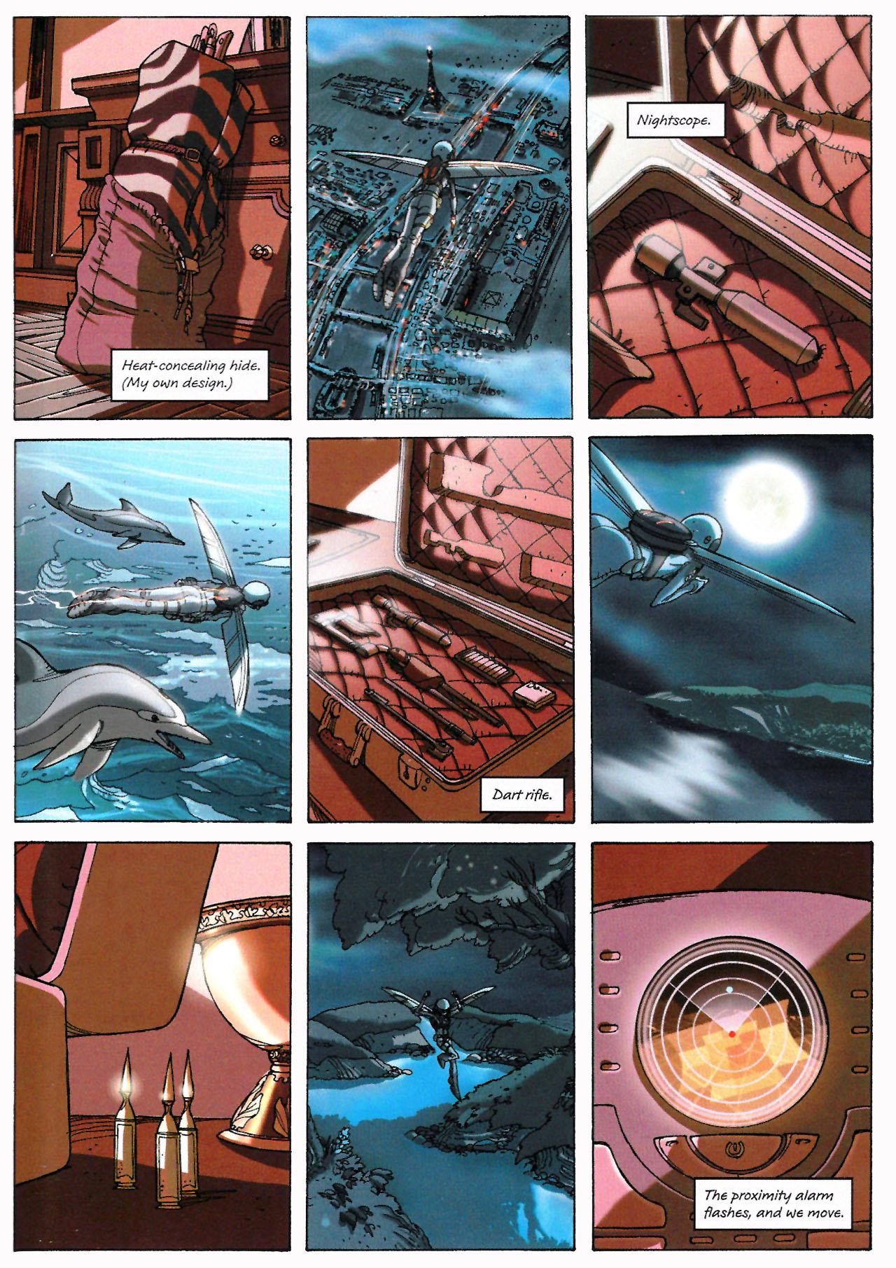 Read online Artemis Fowl: The Graphic Novel comic -  Issue #Artemis Fowl: The Graphic Novel Full - 34