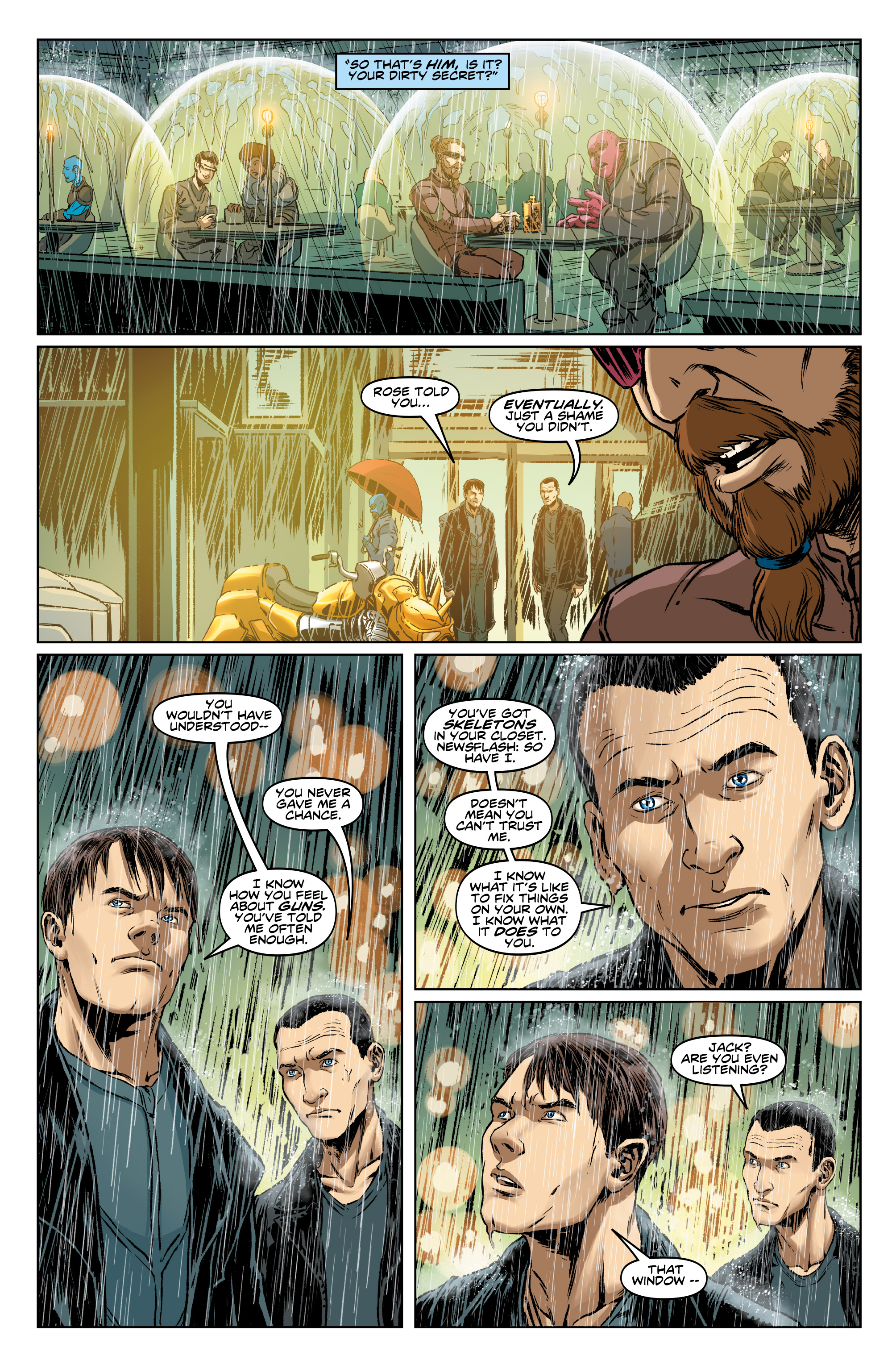 Read online Doctor Who: The Ninth Doctor (2016) comic -  Issue #13 - 20