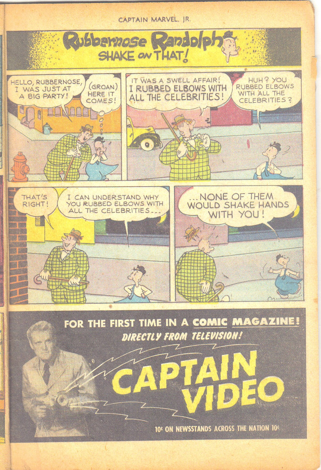 Captain Marvel, Jr. issue 95 - Page 12