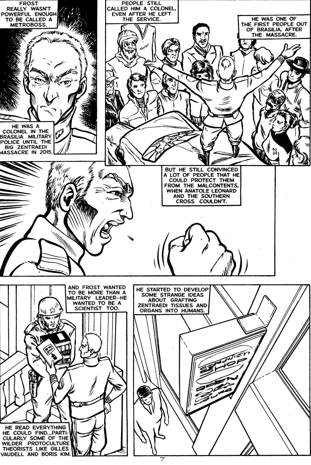 Robotech MechAngel issue 3 - Page 11