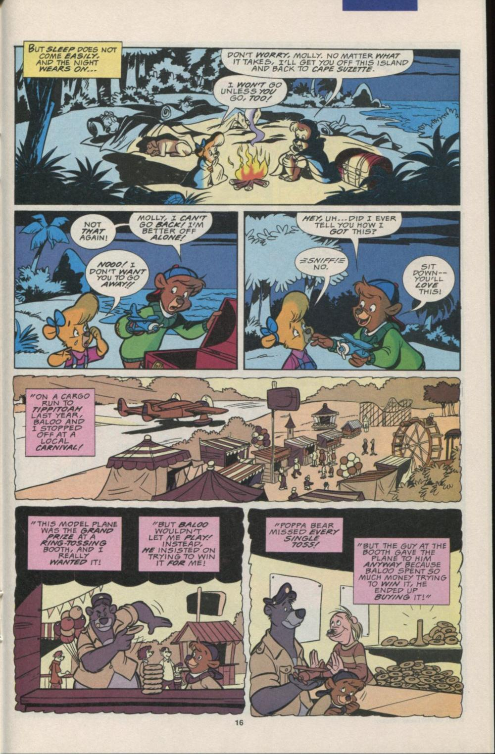 Read online Disney's Tale Spin comic -  Issue #7 - 17