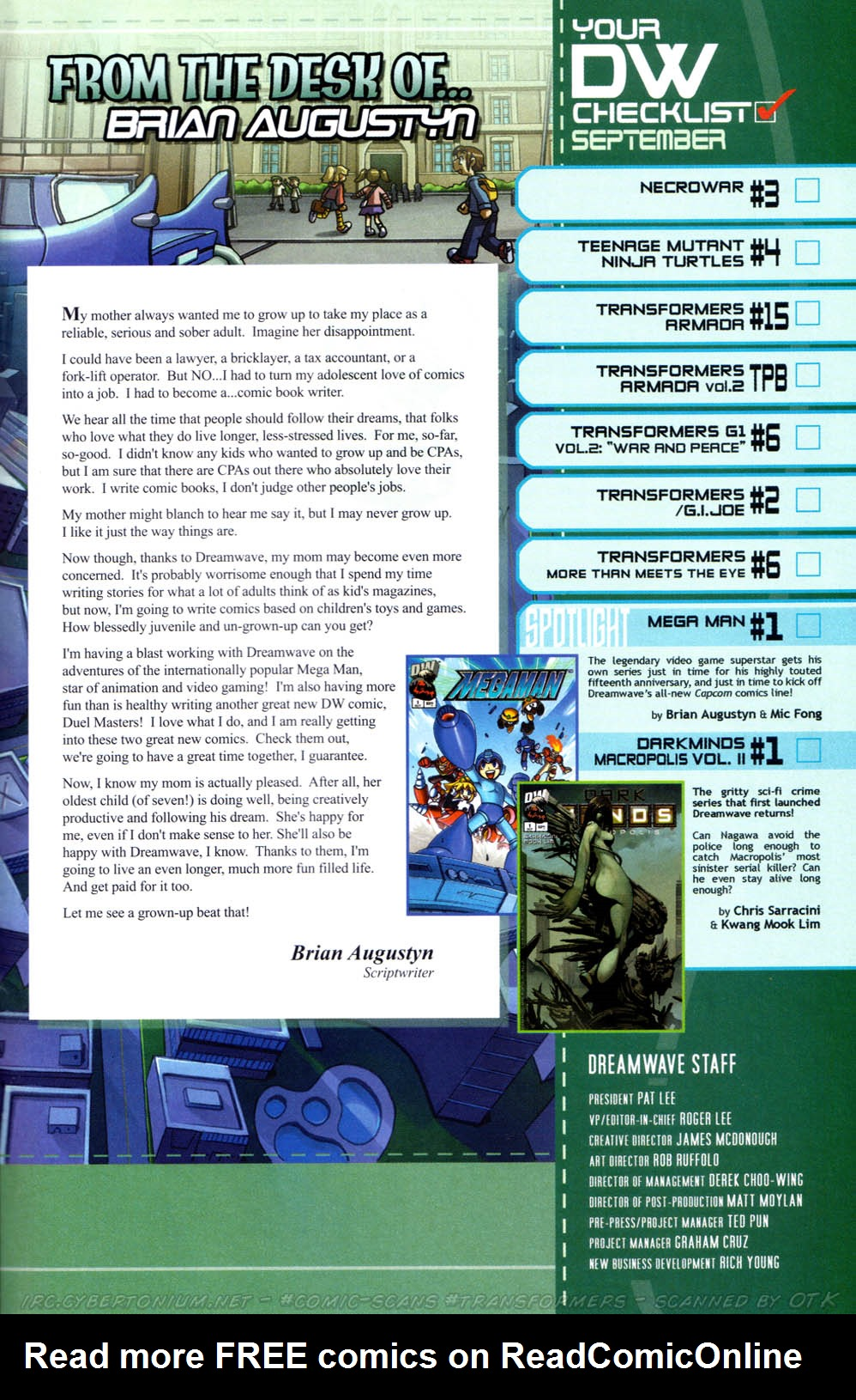 Read online Transformers Armada comic -  Issue #15 - 26