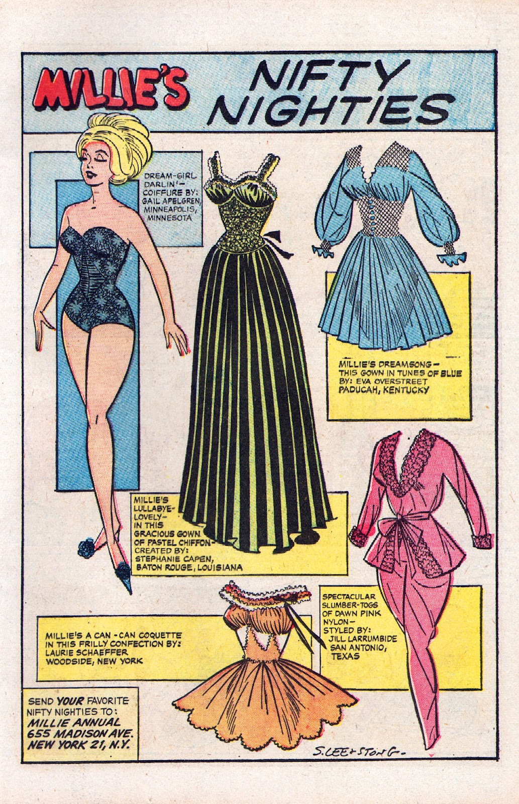 Read online Millie the Model comic -  Issue # Annual 2 - 47