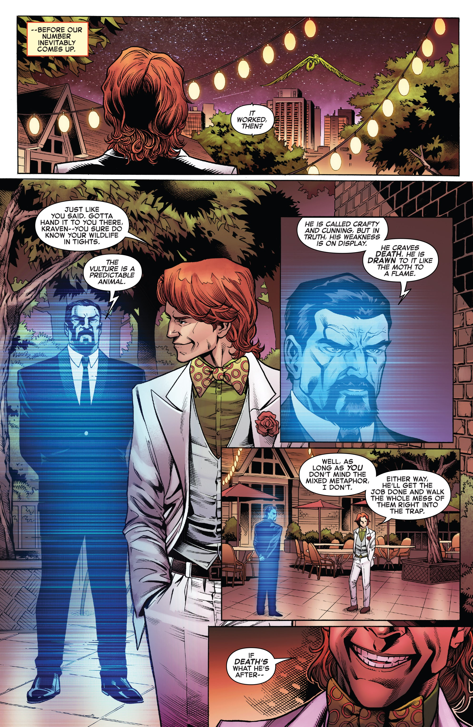 Read online The Amazing Spider-Man (2018) comic -  Issue #20.HU - 16