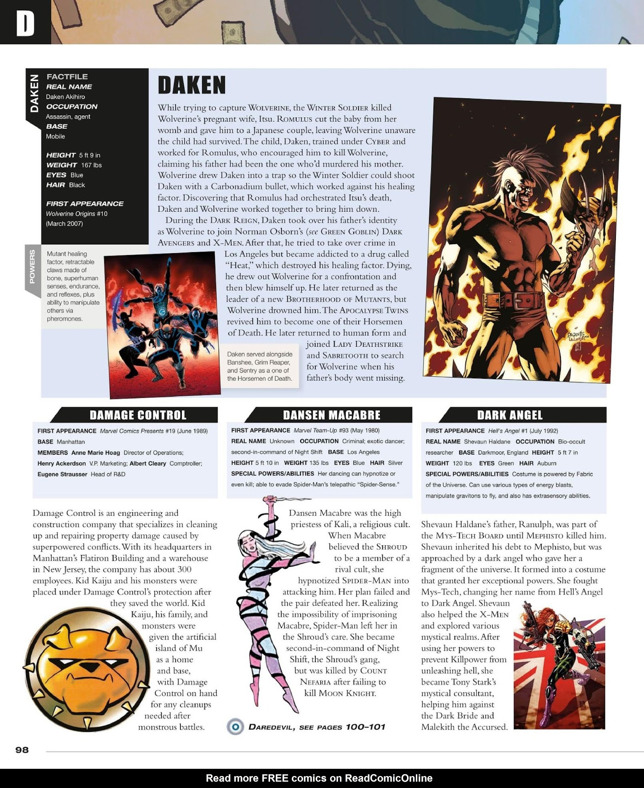 Marvel Encyclopedia, New Edition TPB_(Part_2) Page 1