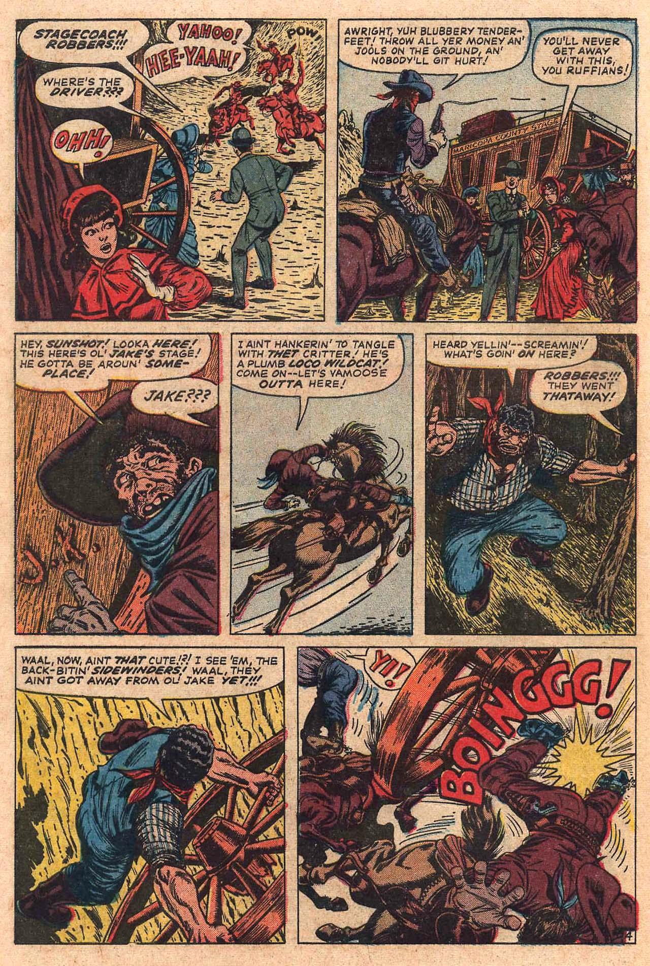 Read online Two-Gun Kid comic -  Issue #82 - 30