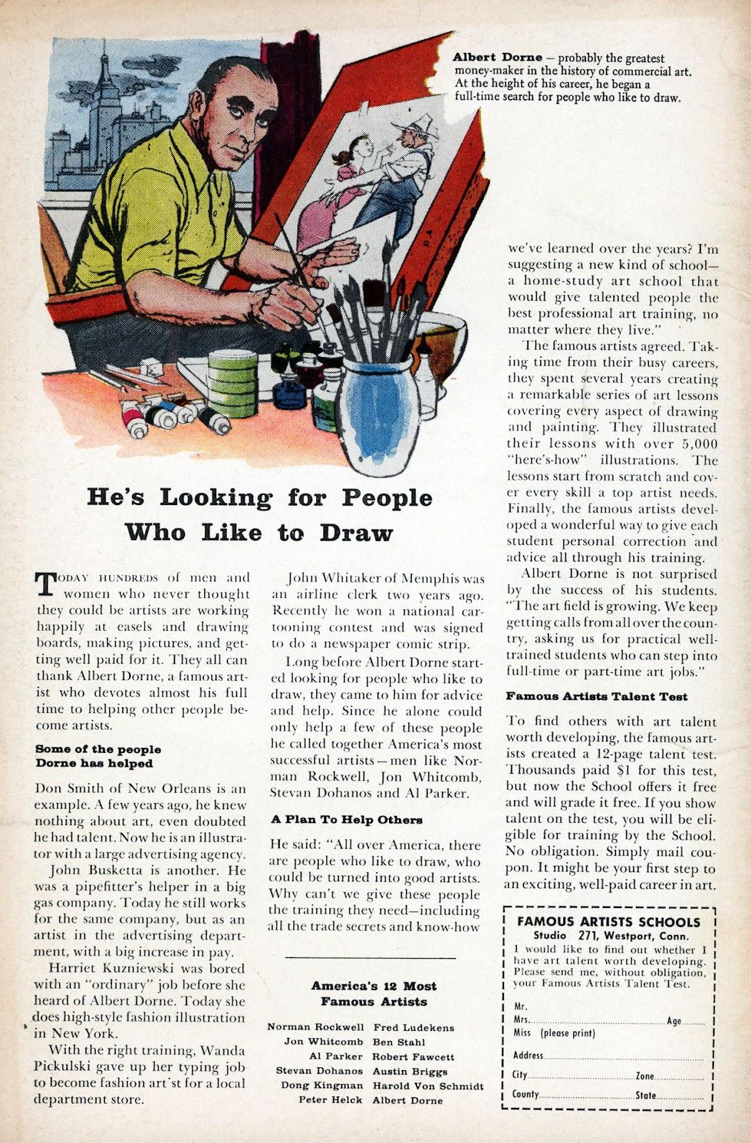 Love Romances (1949) issue 87 - Page 36