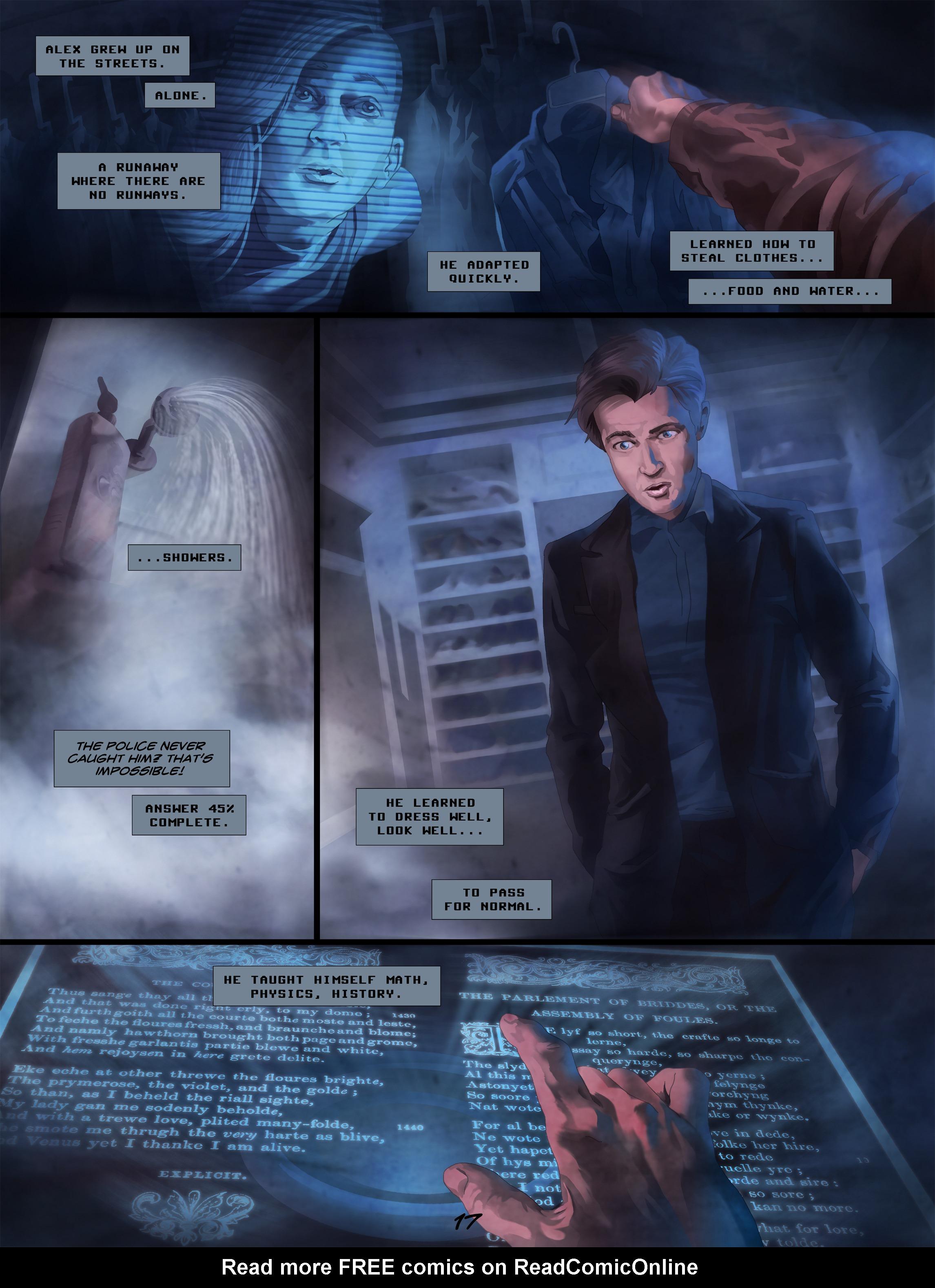 Read online Wynter comic -  Issue #5 - 18