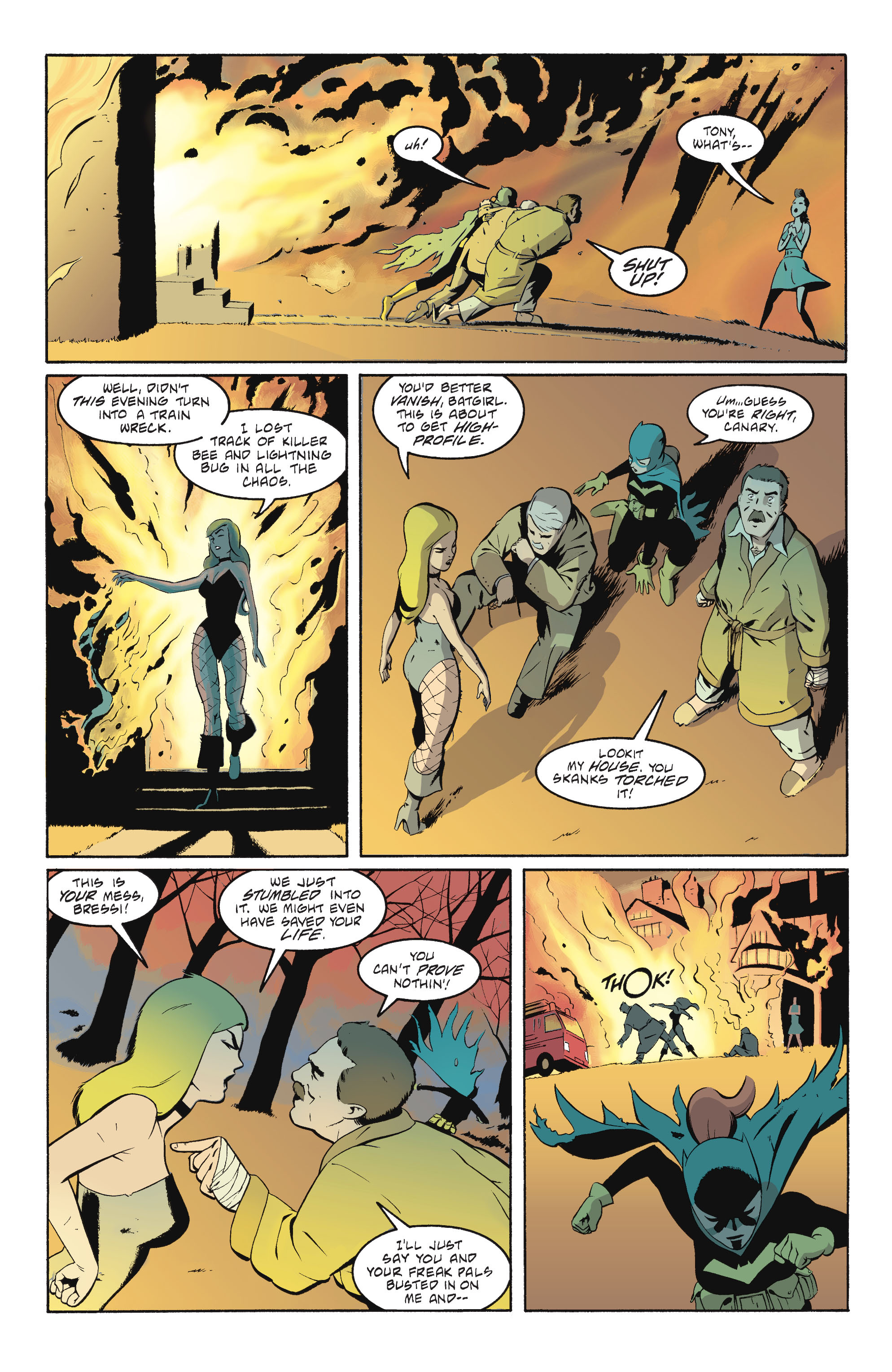 Read online Batgirl/Robin: Year One comic -  Issue # TPB 2 - 137