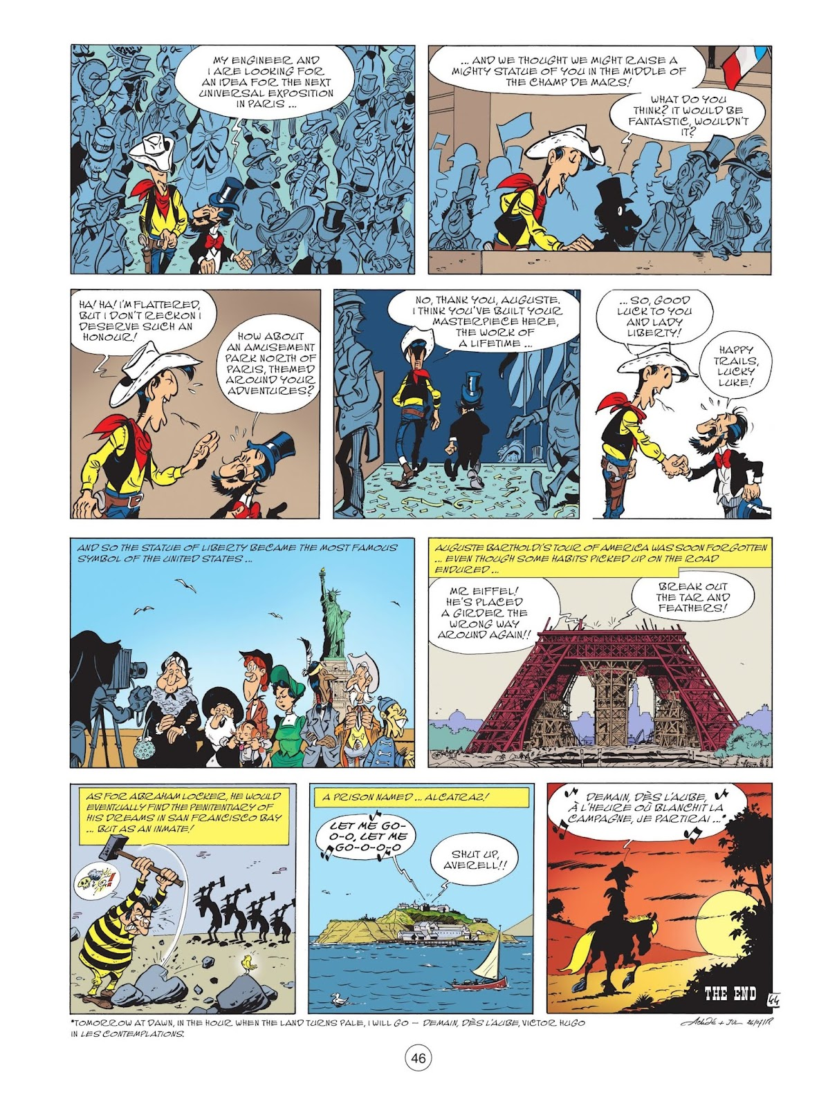 A Lucky Luke Adventure issue 71 - Page 48
