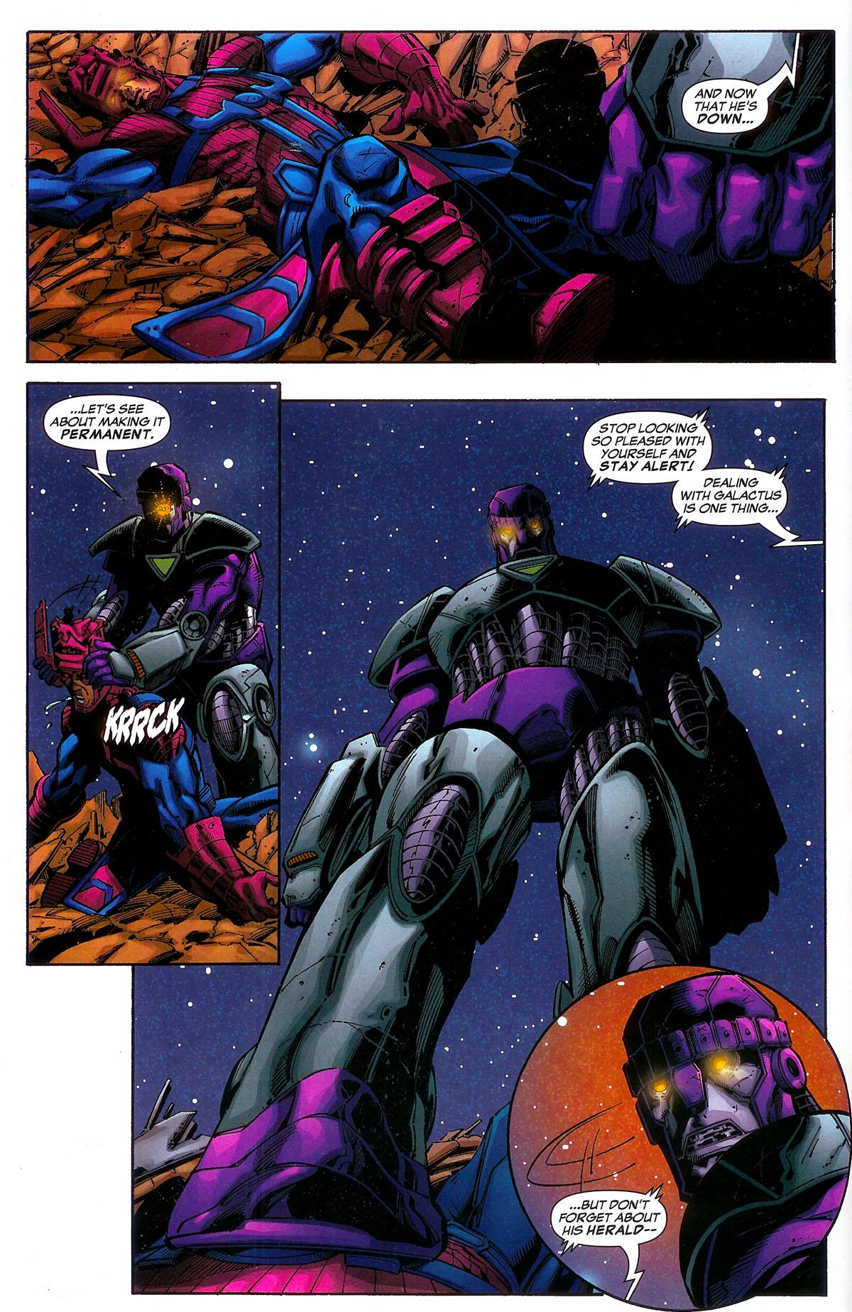 Read online Sentinel Squad O*N*E comic -  Issue #2 - 5