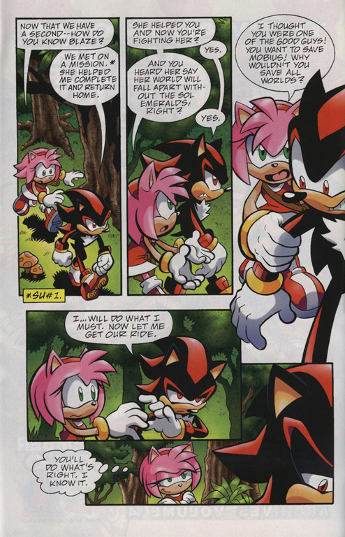 Read online Sonic Universe comic -  Issue #23 - 6