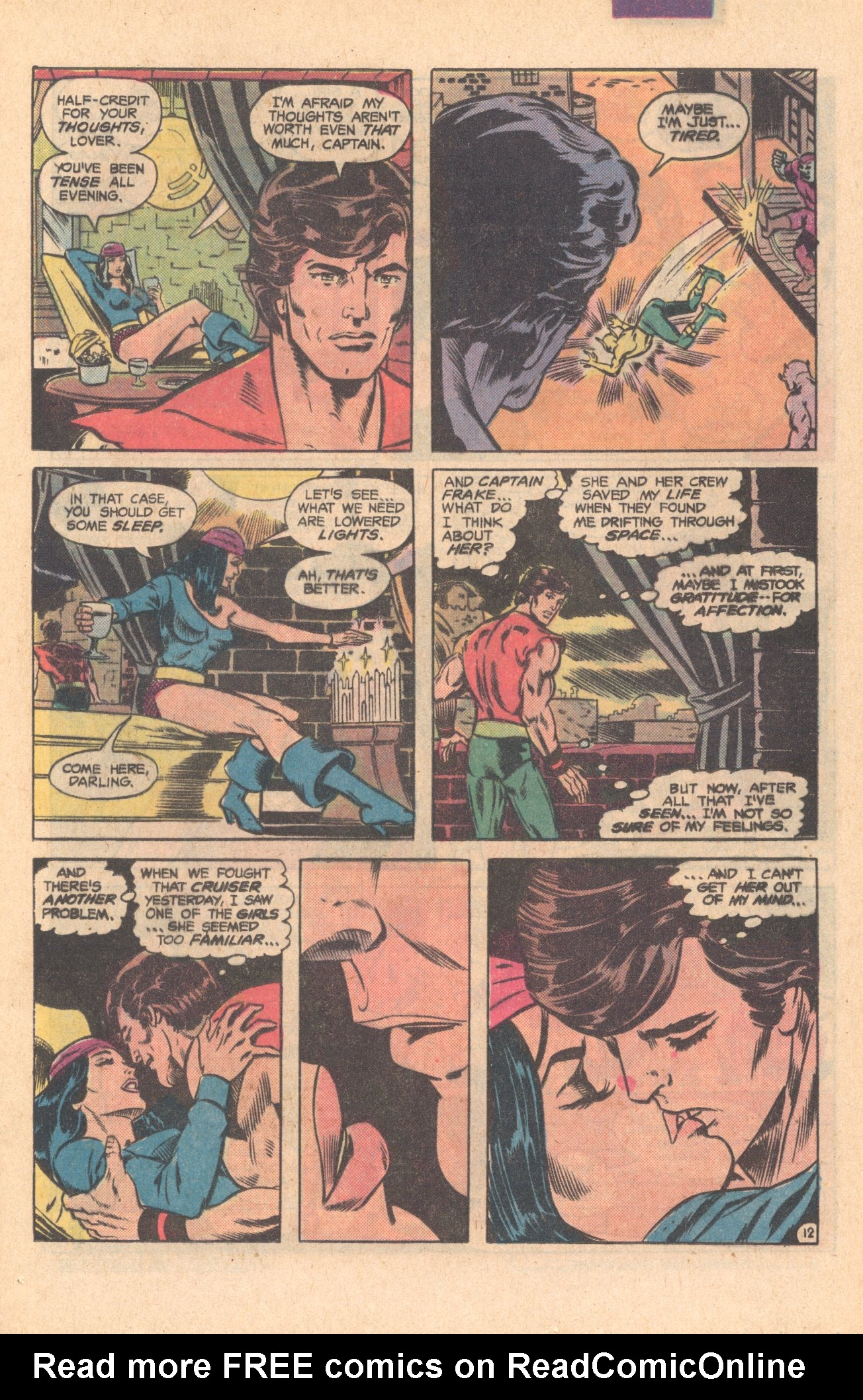Legion of Super-Heroes (1980) 275 Page 12