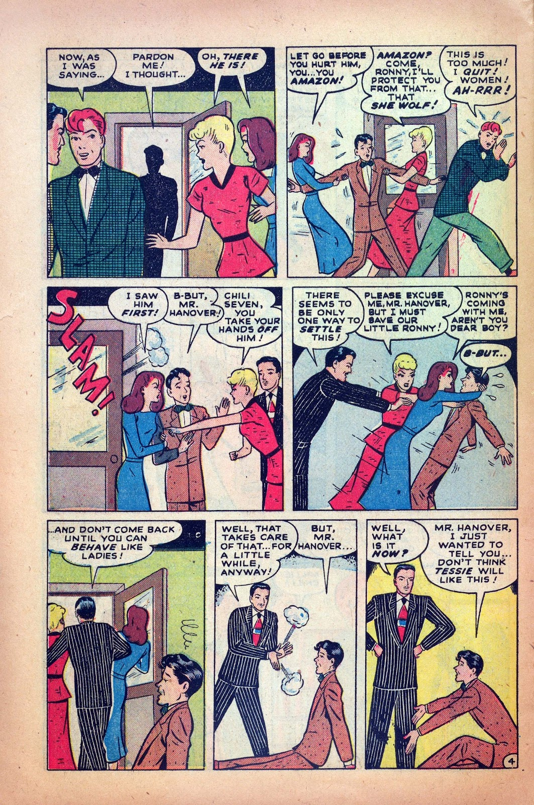 Read online Joker Comics comic -  Issue #35 - 30