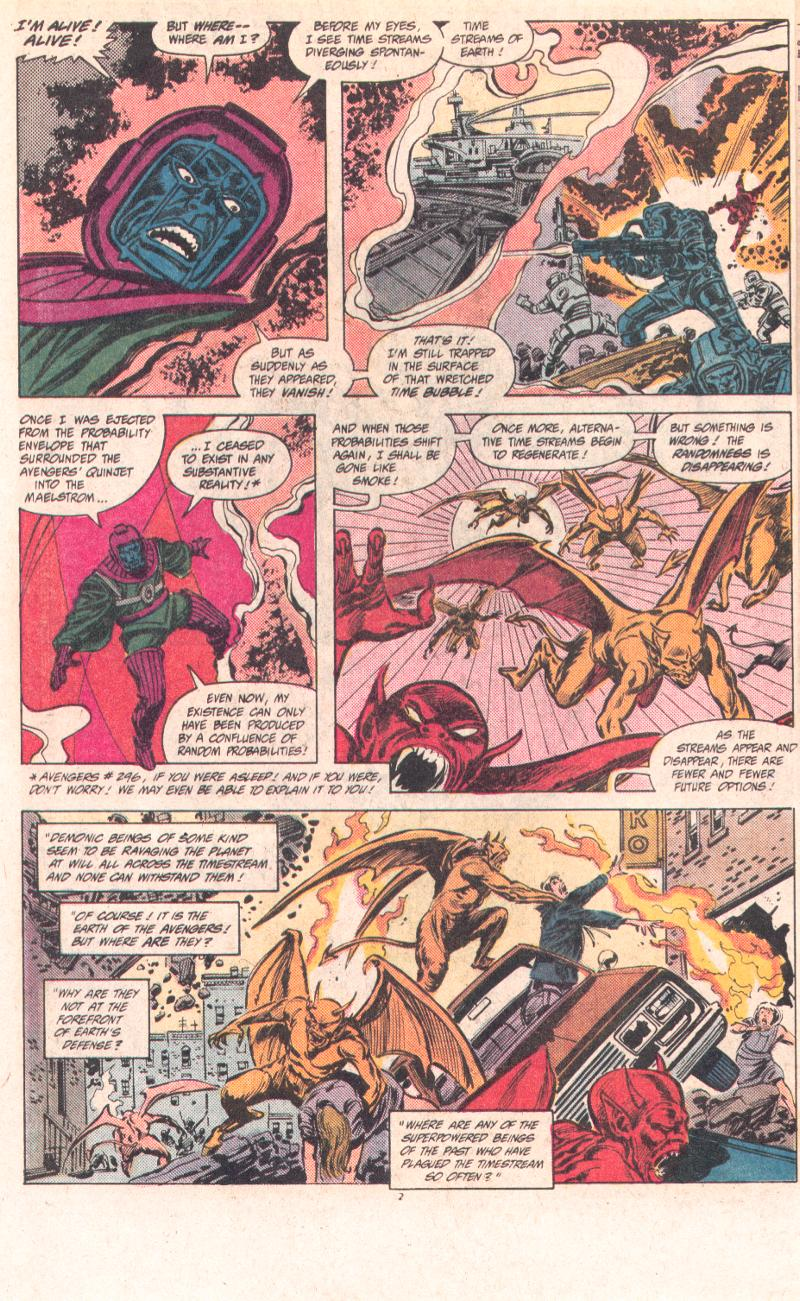 The Avengers (1963) 300 Page 2