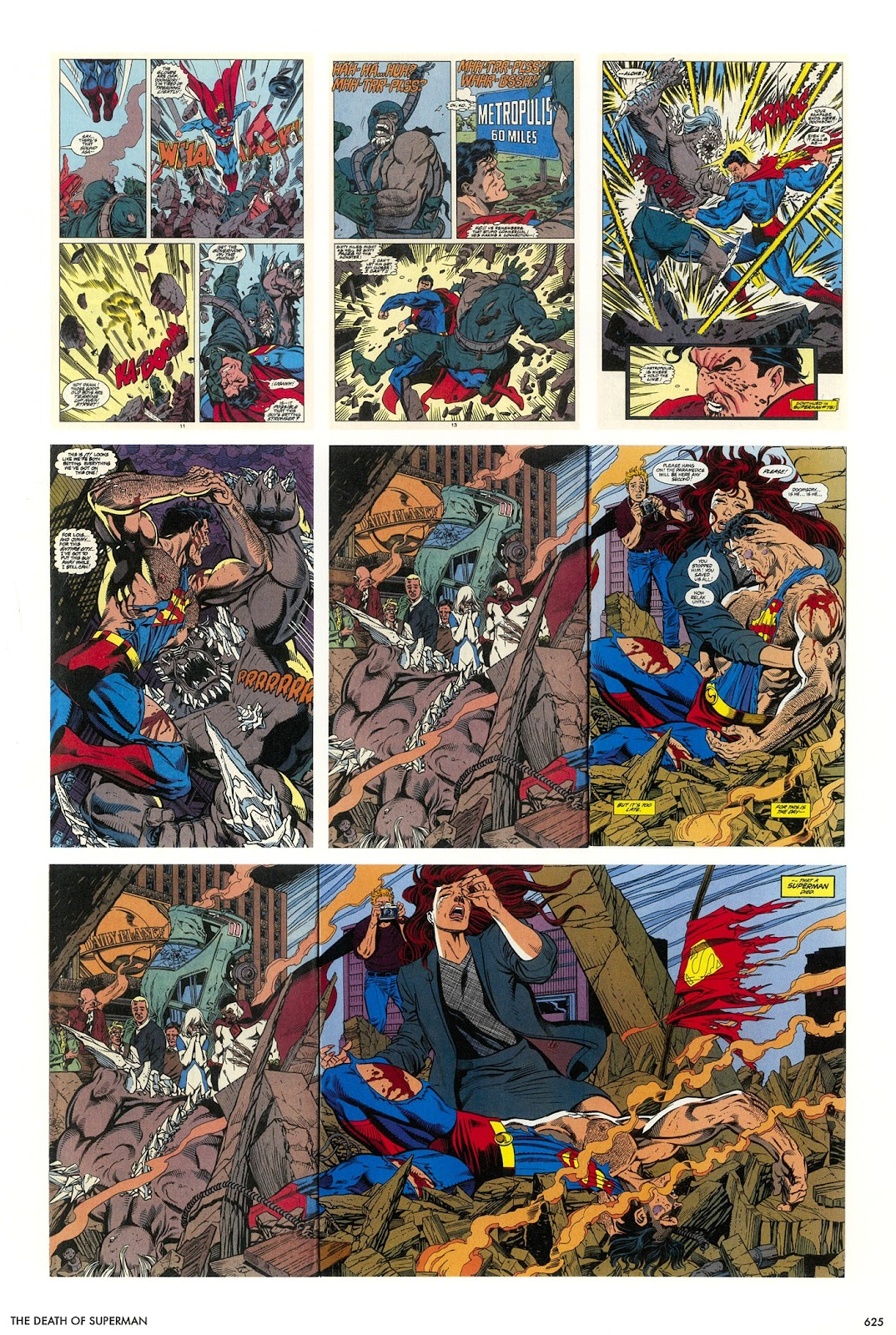 Read online 75 Years Of DC Comics comic -  Issue # TPB (Part 7) - 48