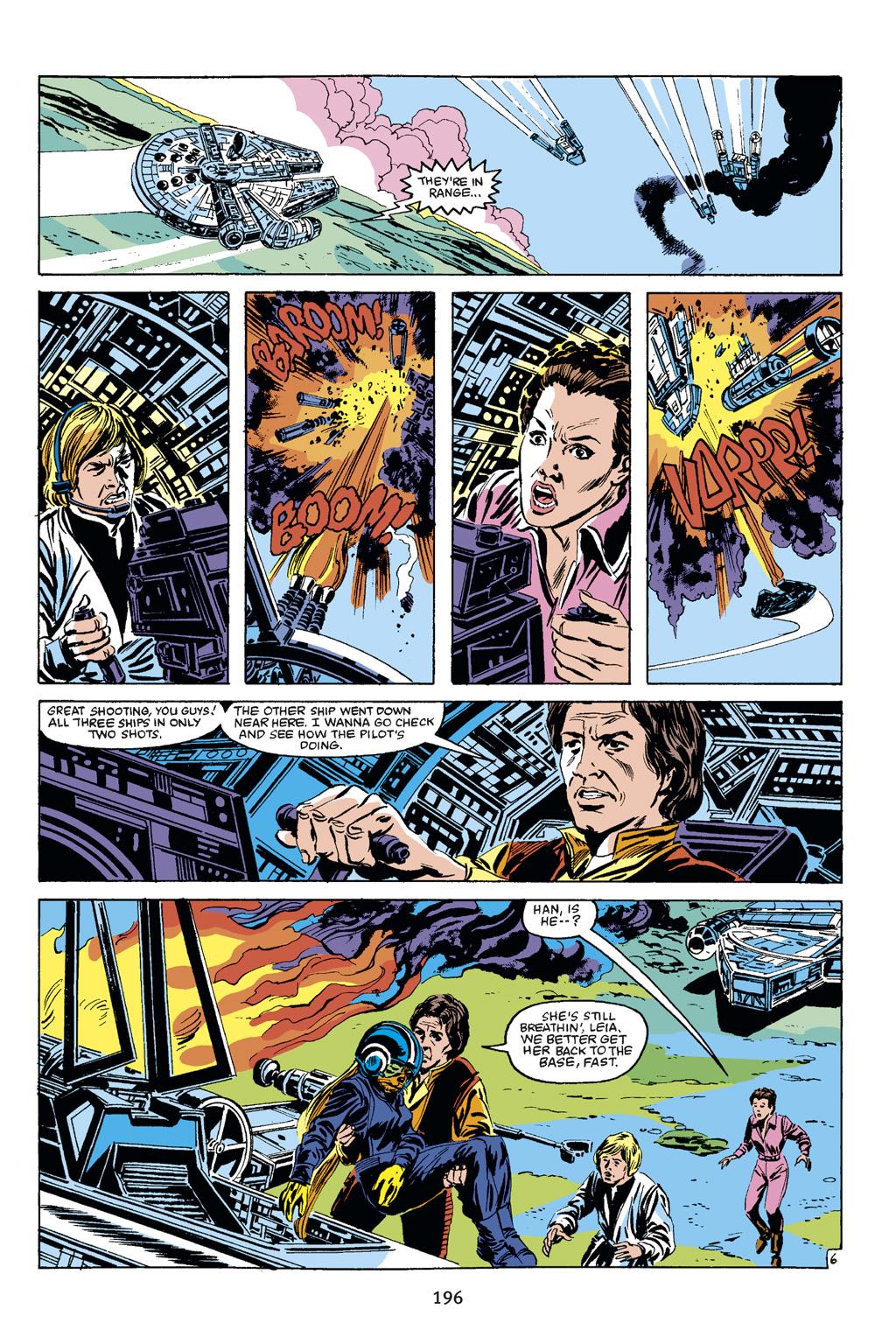 Read online Star Wars Omnibus comic -  Issue # Vol. 21 - 188