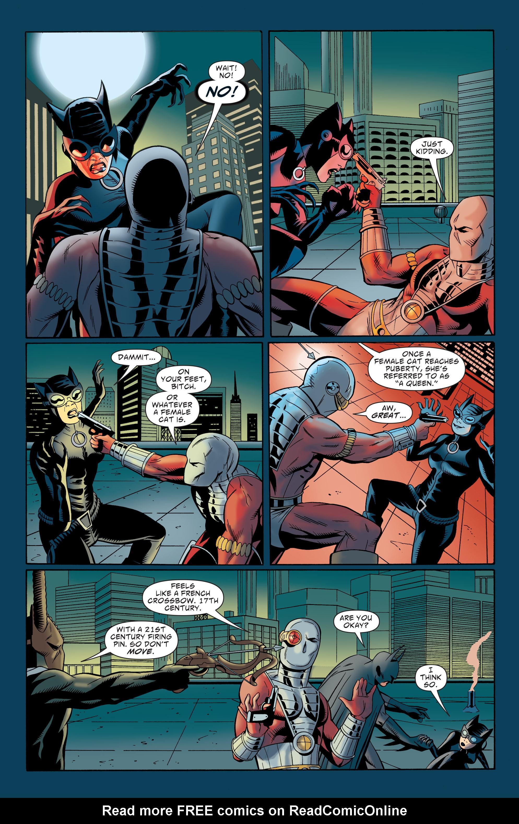 Read online Batman: The Widening Gyre comic -  Issue #6 - 29