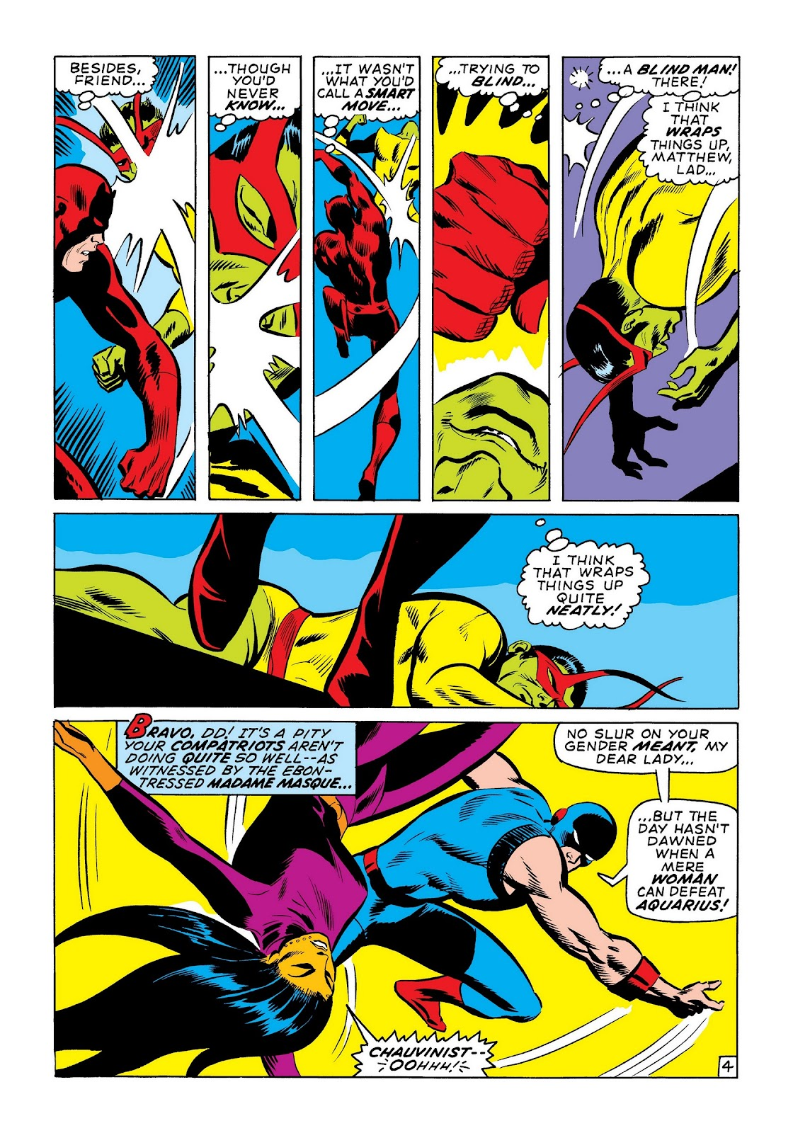 Read online Marvel Masterworks: The Invincible Iron Man comic -  Issue # TPB 7 (Part 3) - 33